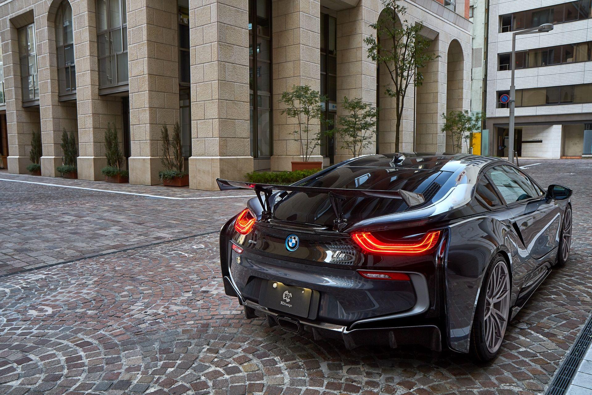 BMW i8 by 3D Design (2)