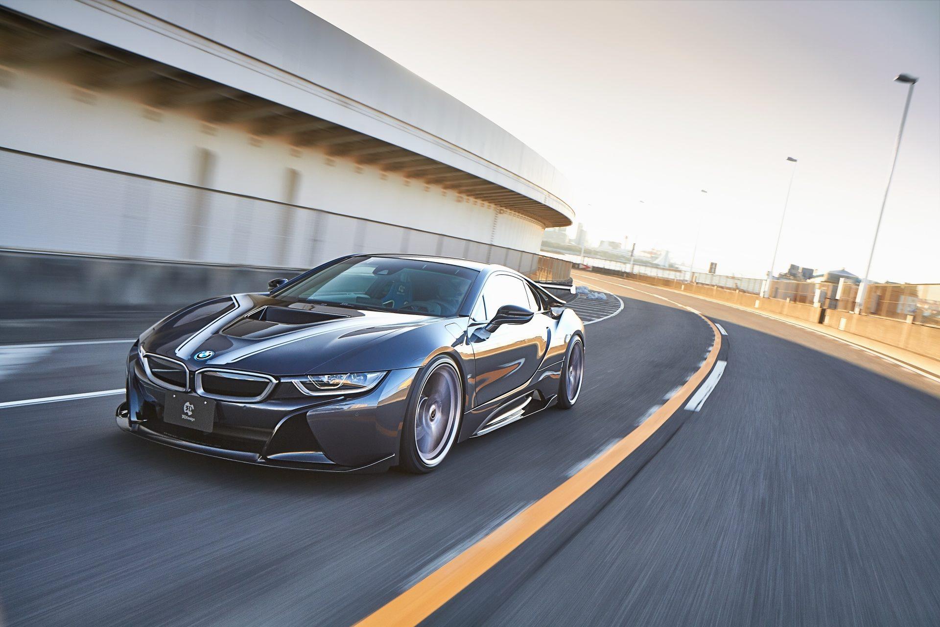 BMW i8 by 3D Design (3)
