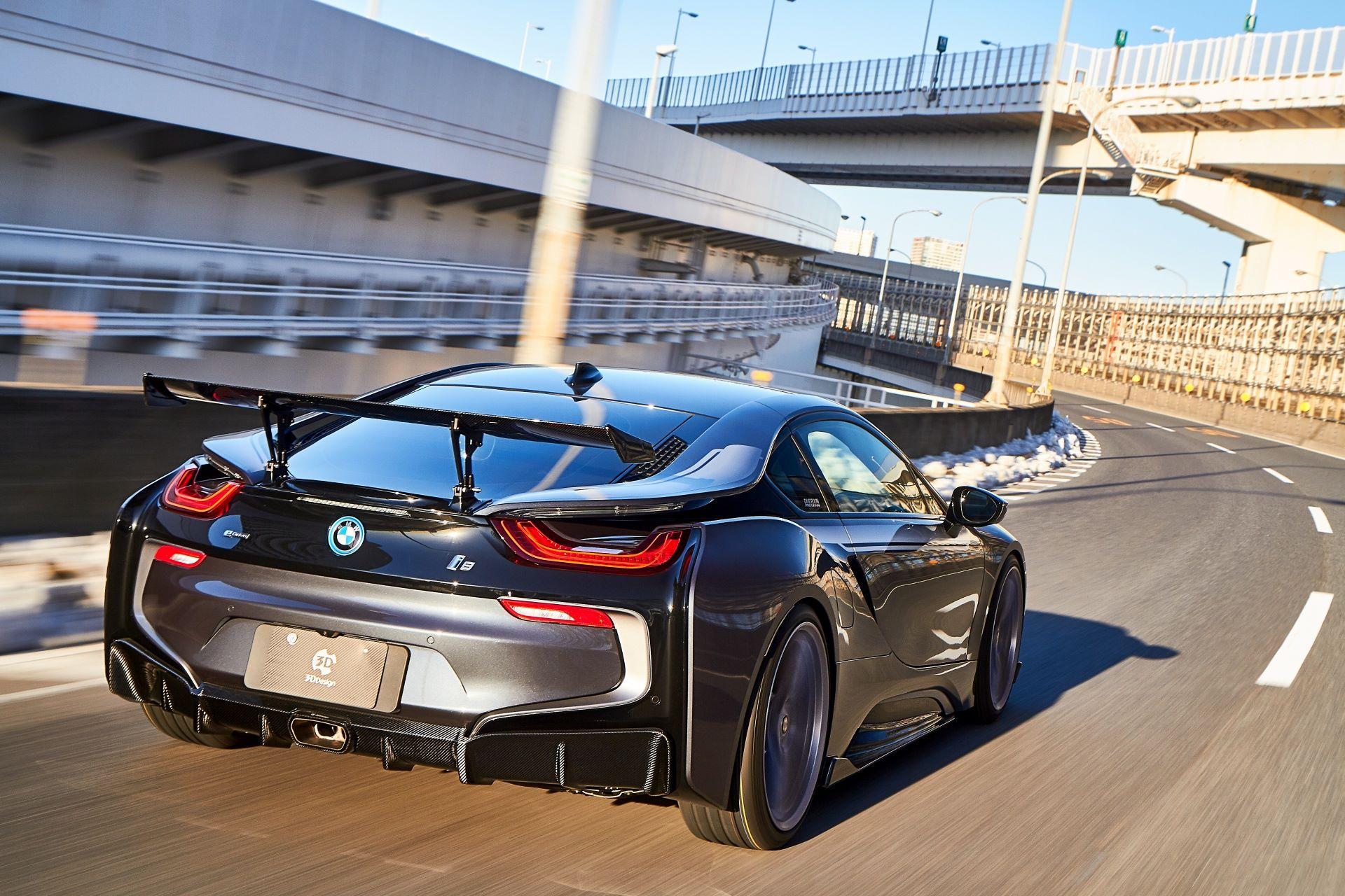 BMW i8 by 3D Design (4)