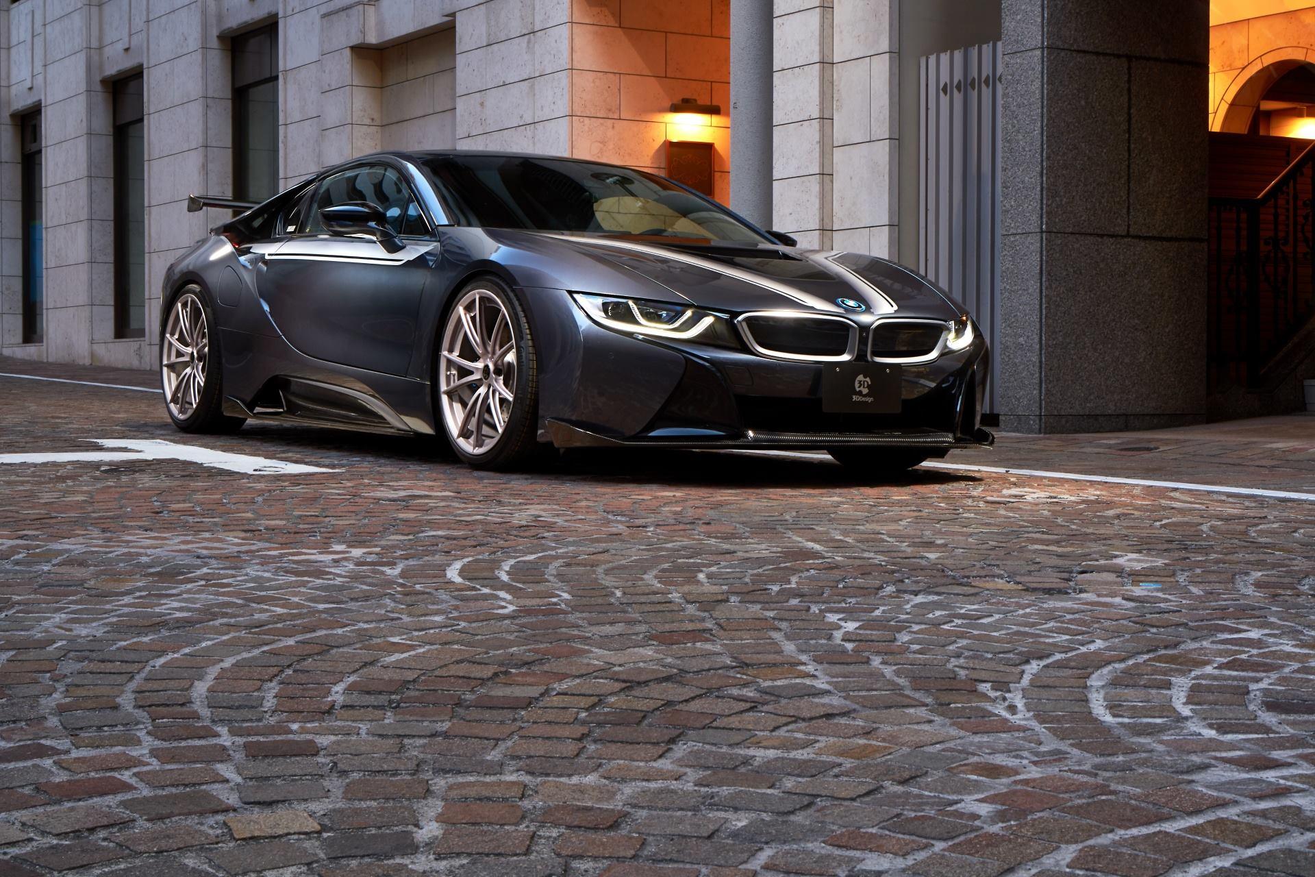 BMW i8 by 3D Design (5)