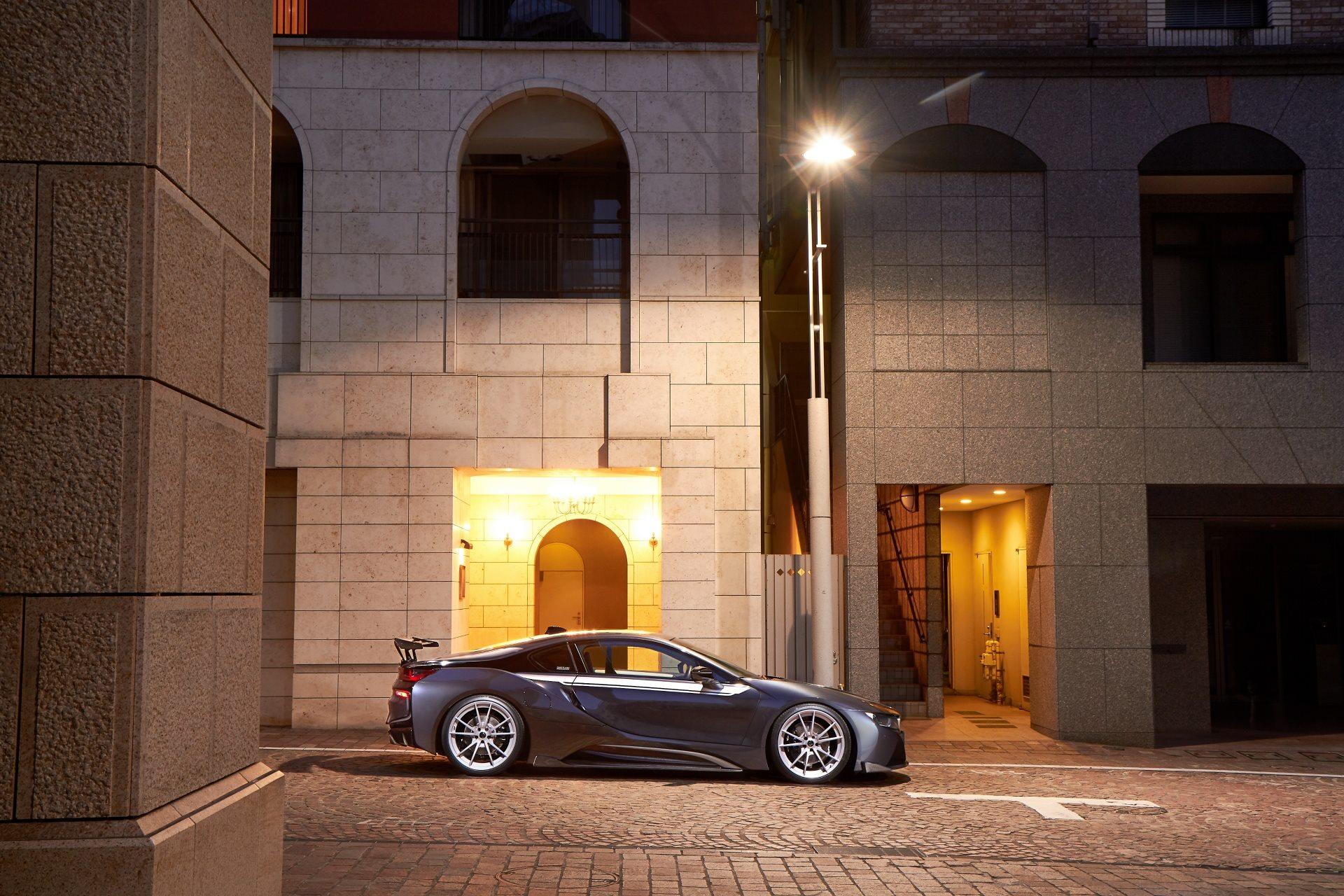 BMW i8 by 3D Design (9)