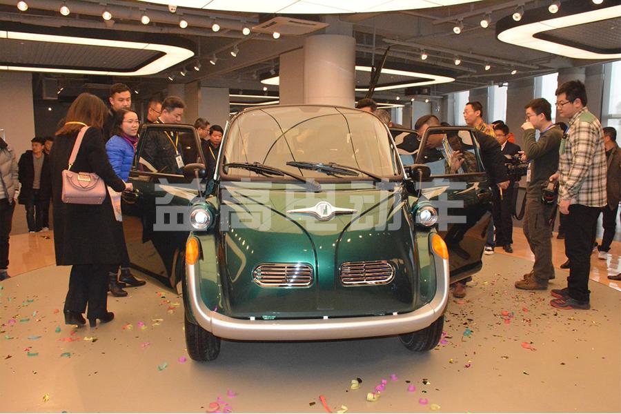 BMW Isetta chinese clone (8)