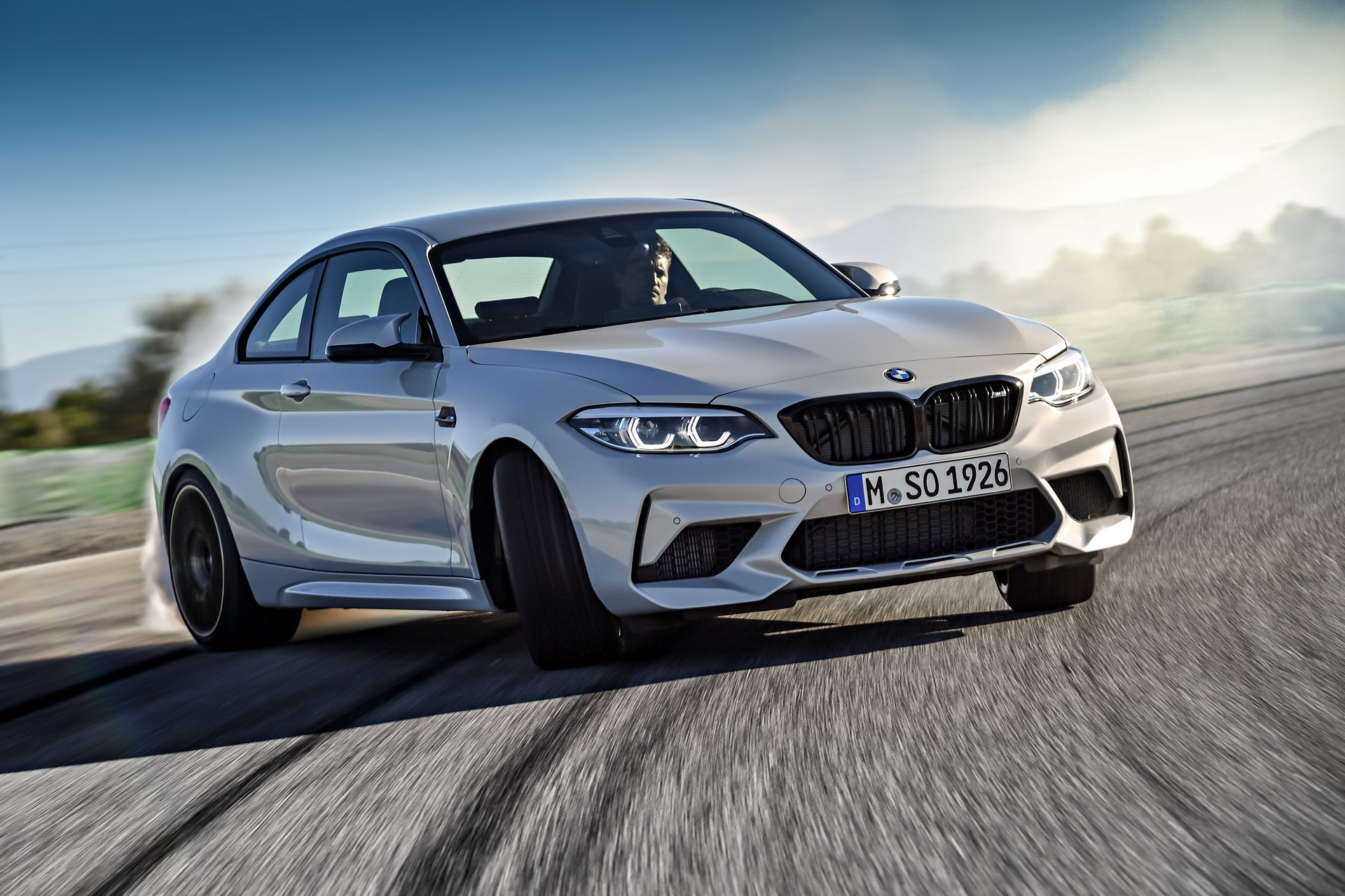 BMW M2 Competition 2019 (14)