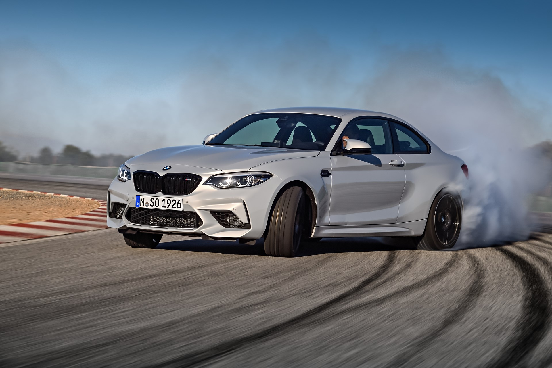 BMW M2 Competition 2019 (15)