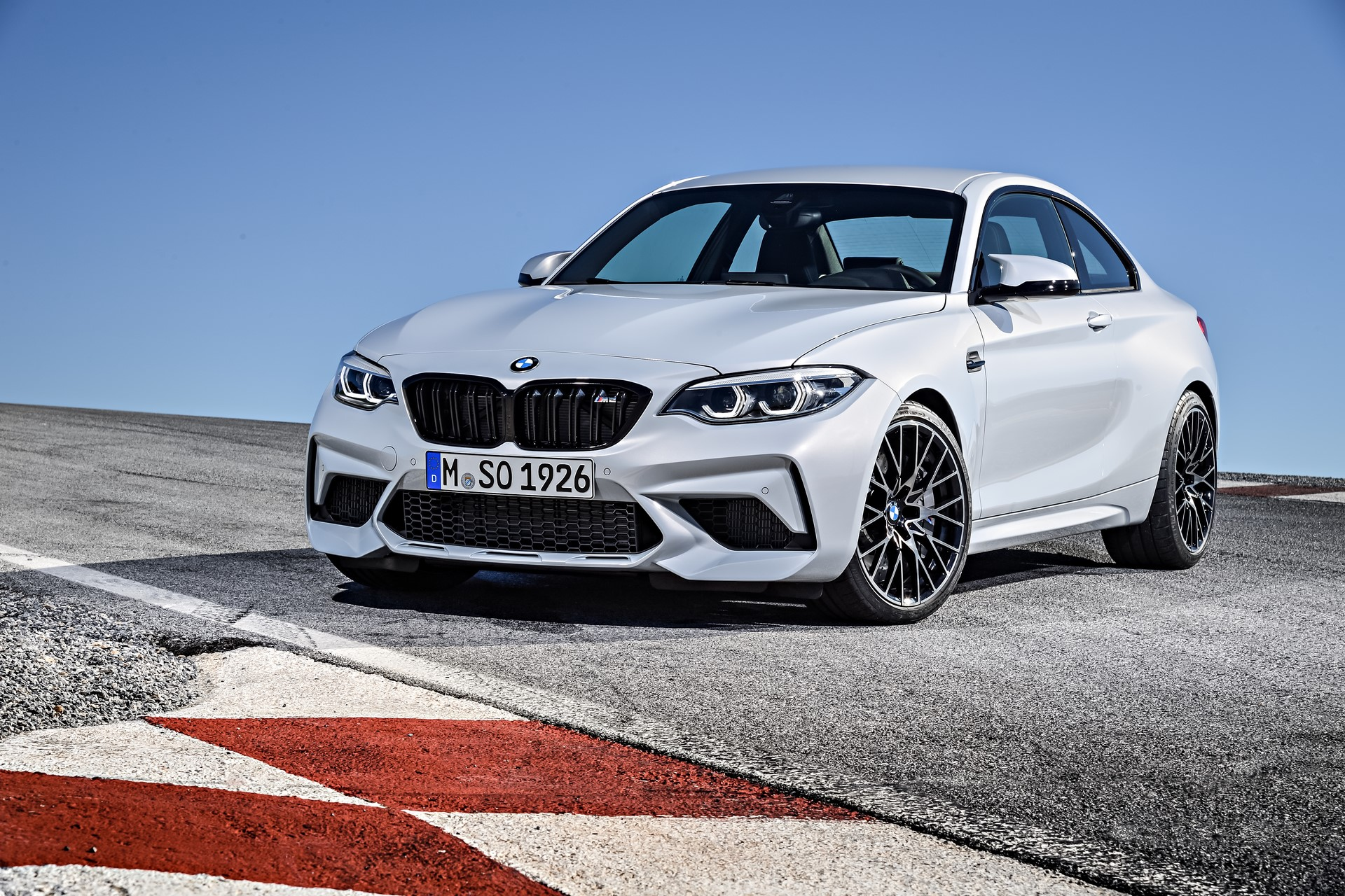 BMW M2 Competition 2019 (16)