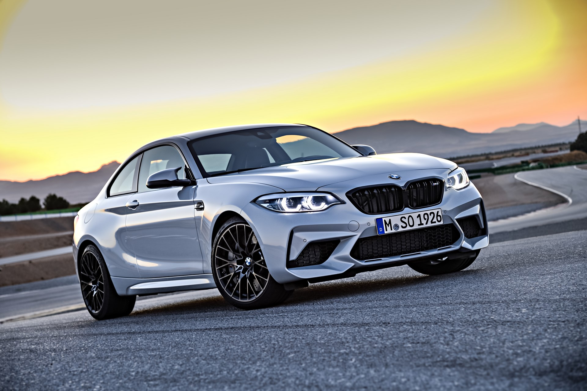 BMW M2 Competition 2019 (2)
