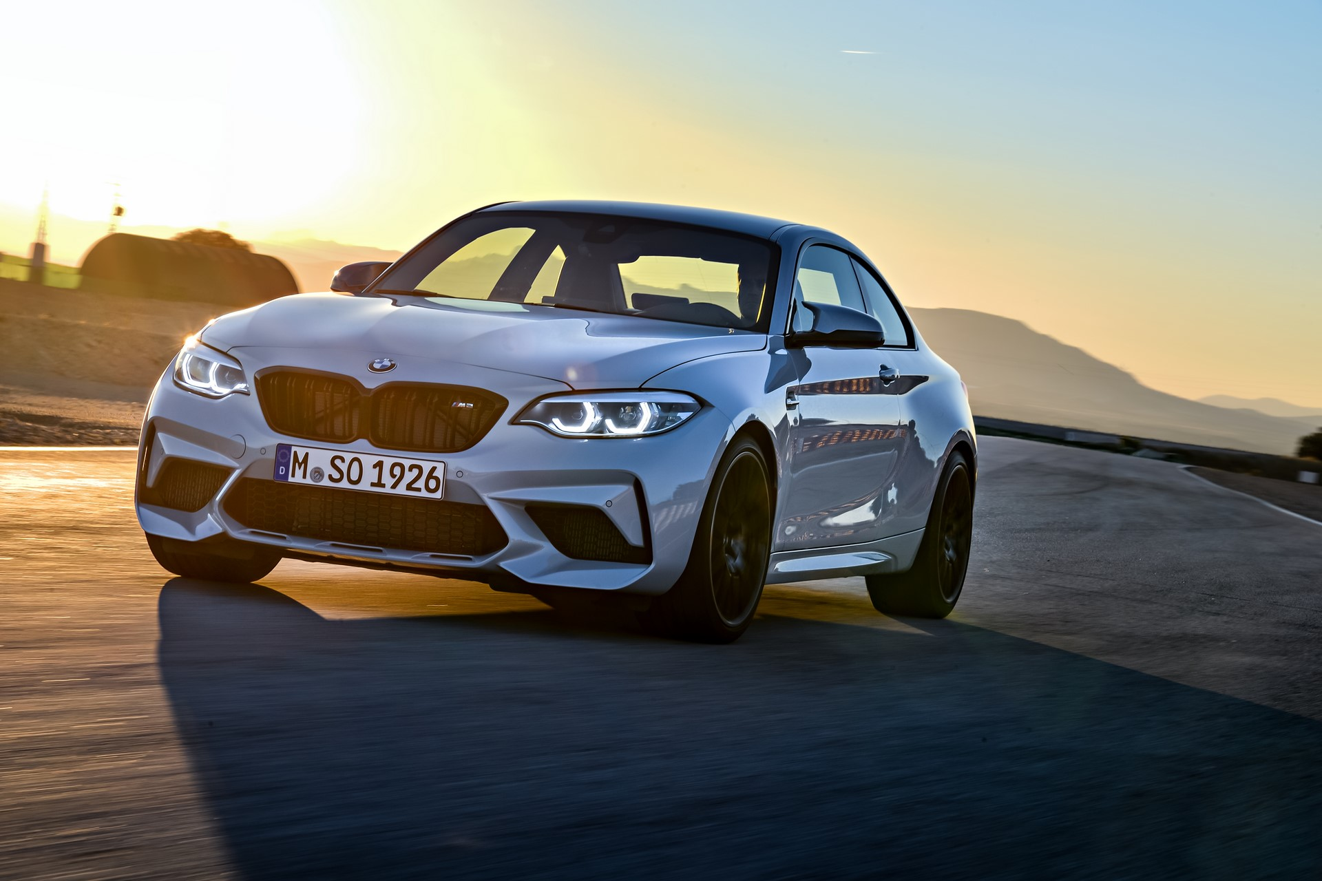 BMW M2 Competition 2019 (4)
