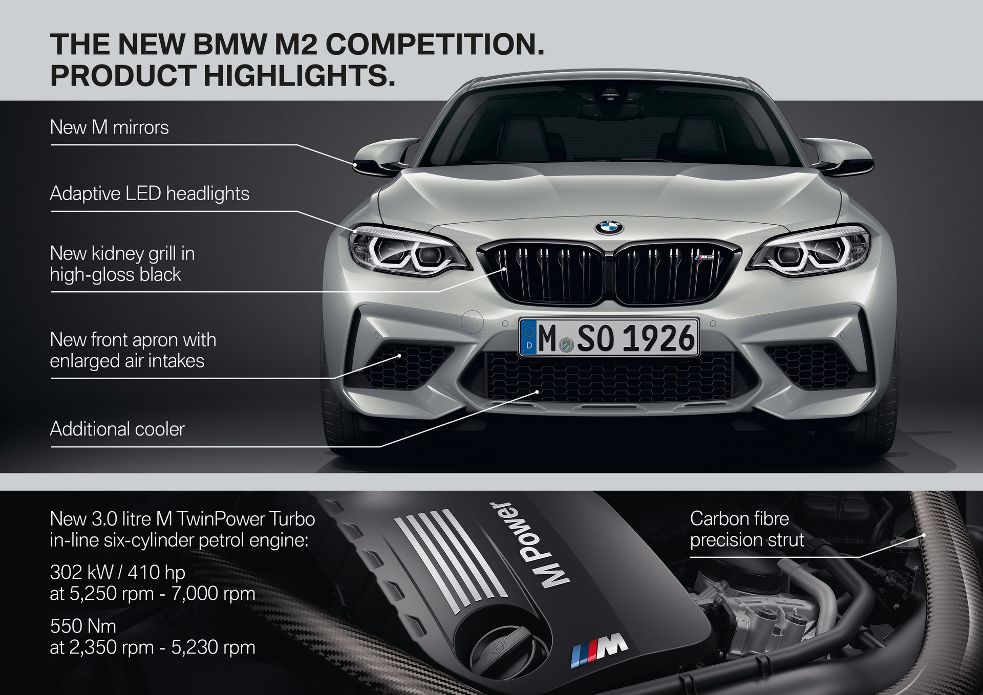 BMW M2 Competition 2019 (49)