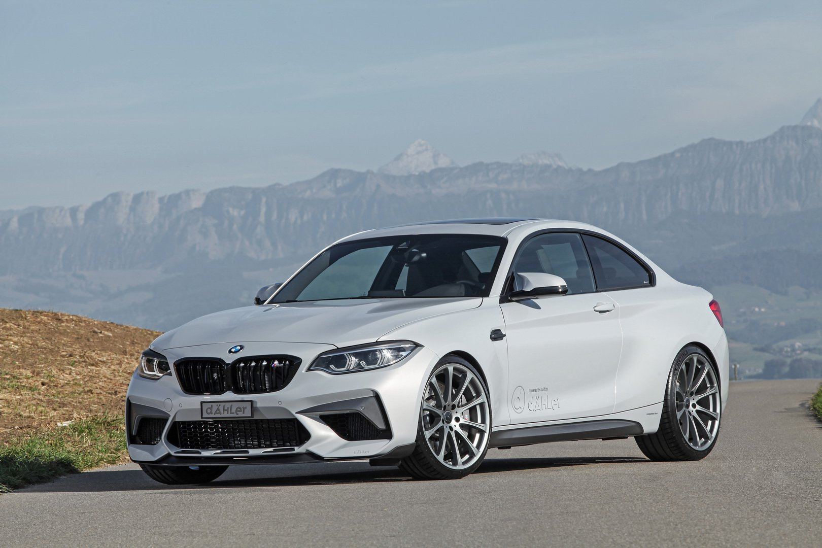 BMW M2 Competition By Dahler (1)