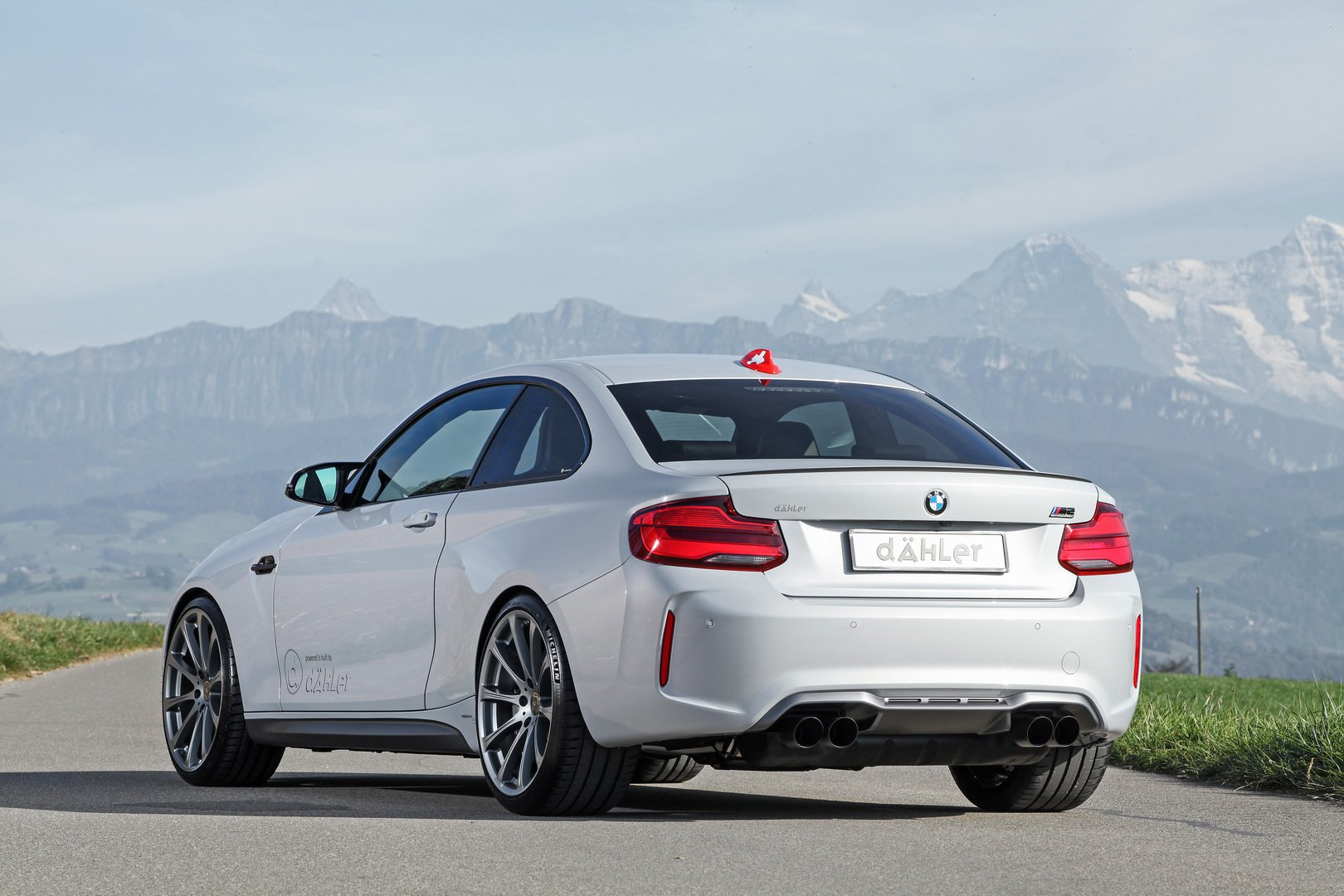 BMW M2 Competition By Dahler (10)
