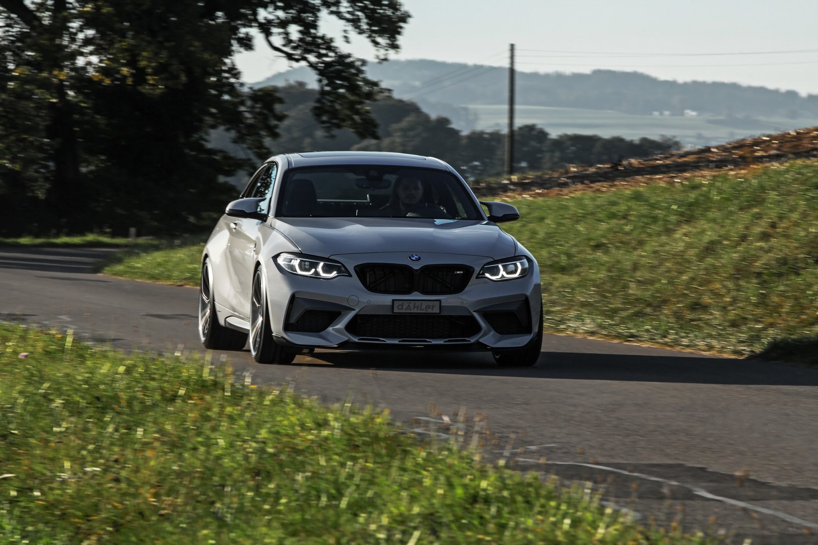 BMW M2 Competition By Dahler (26)