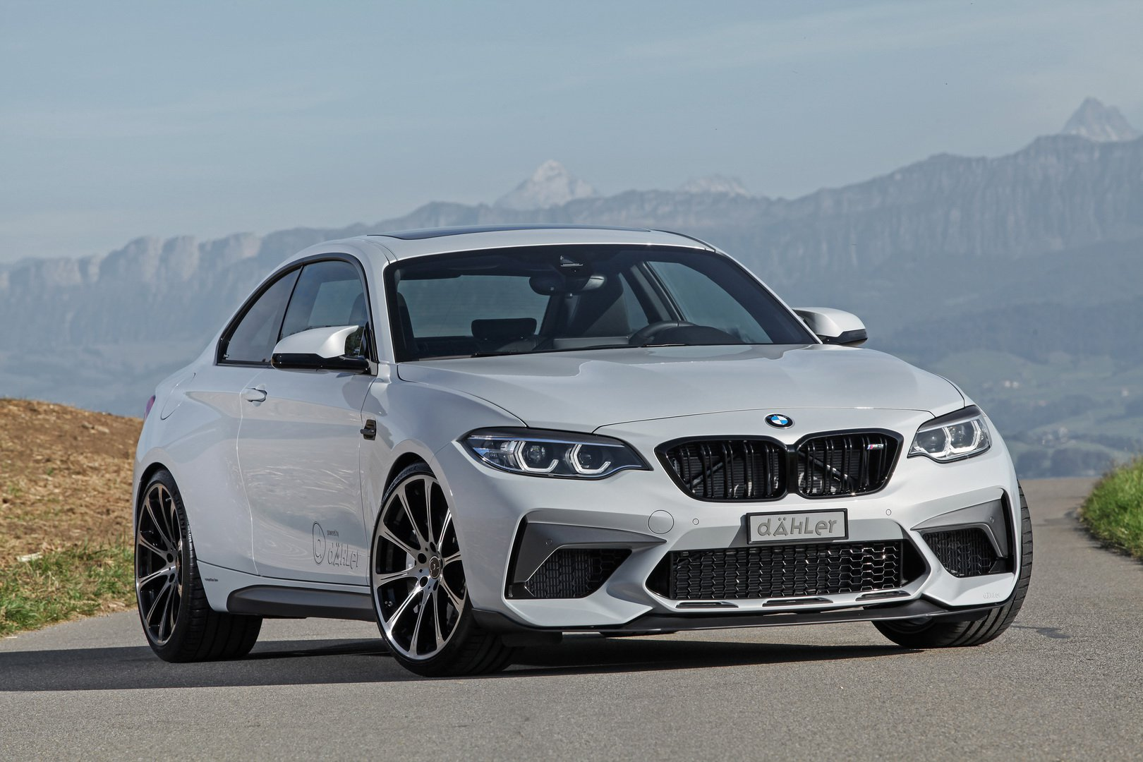 BMW M2 Competition By Dahler (3)