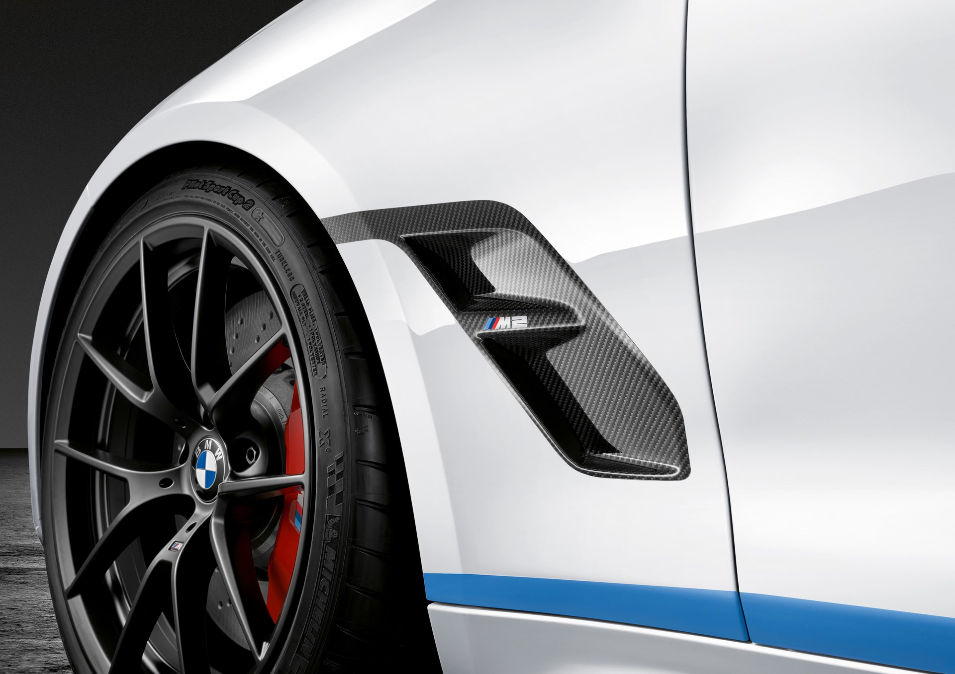 BMW M2 Competition with M Performance Parts (15)