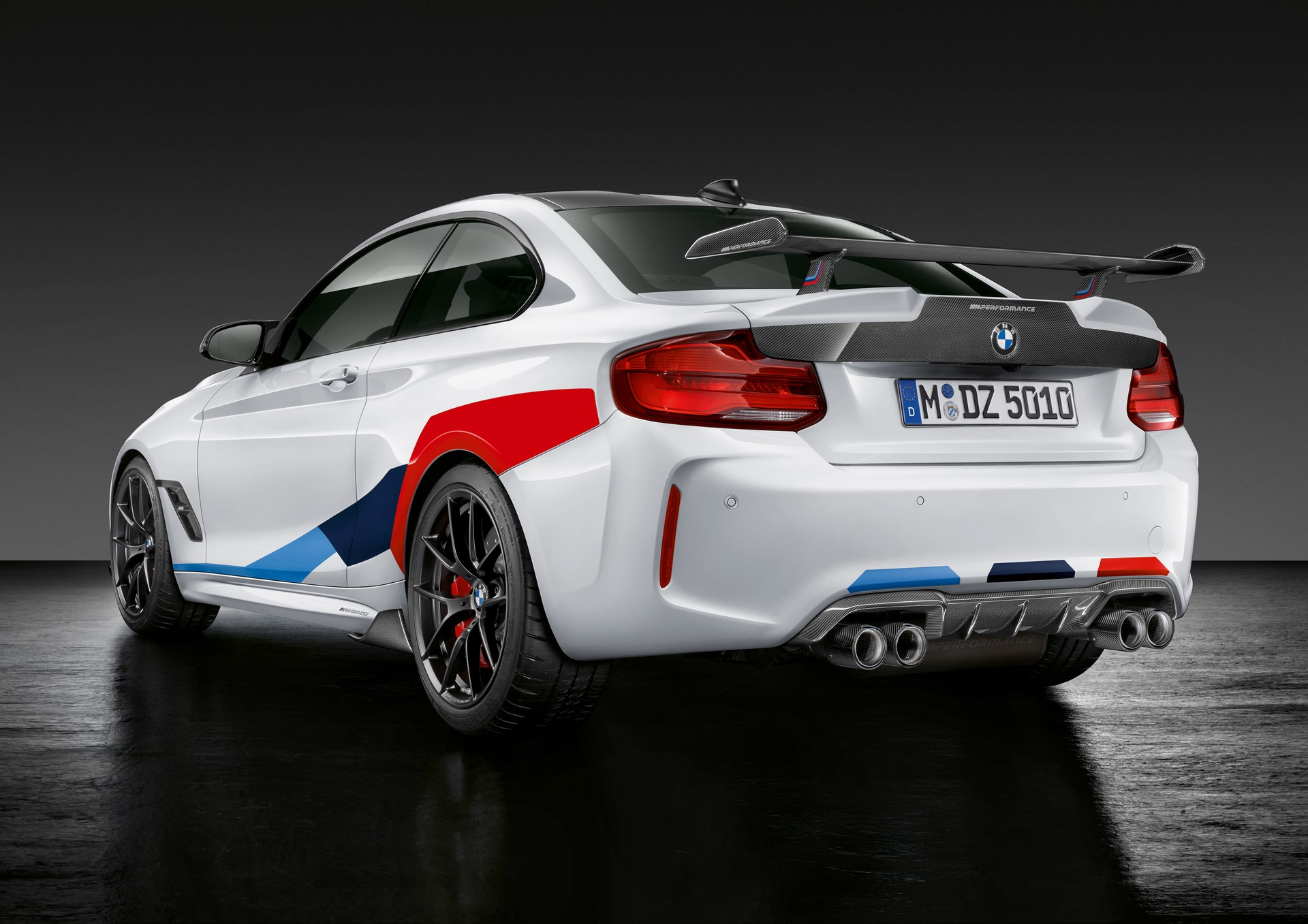 BMW M2 Competition with M Performance Parts (2)