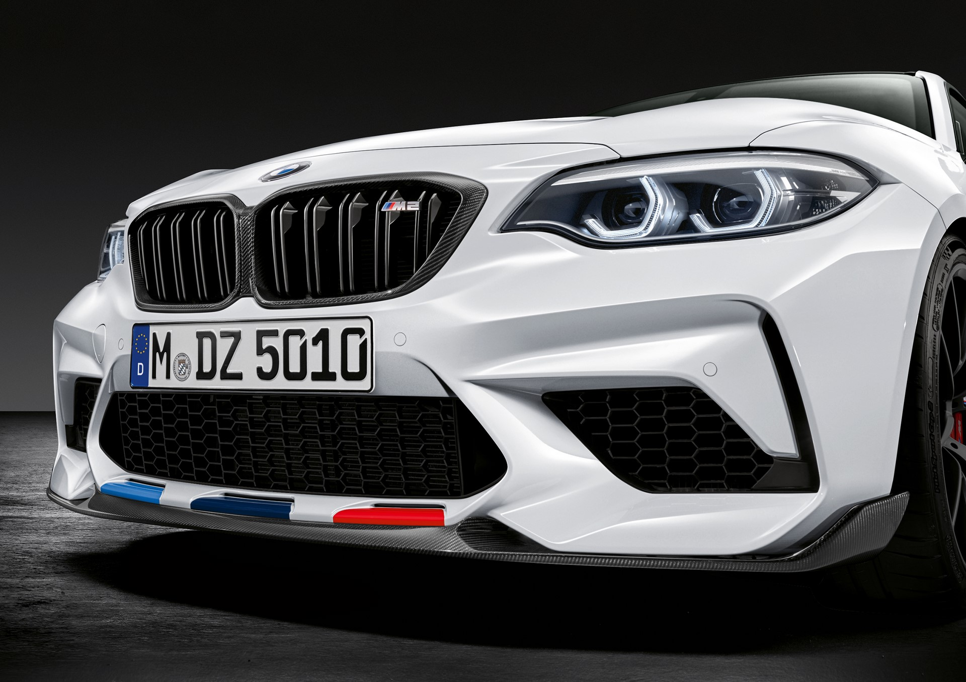 BMW M2 Competition with M Performance Parts (7)