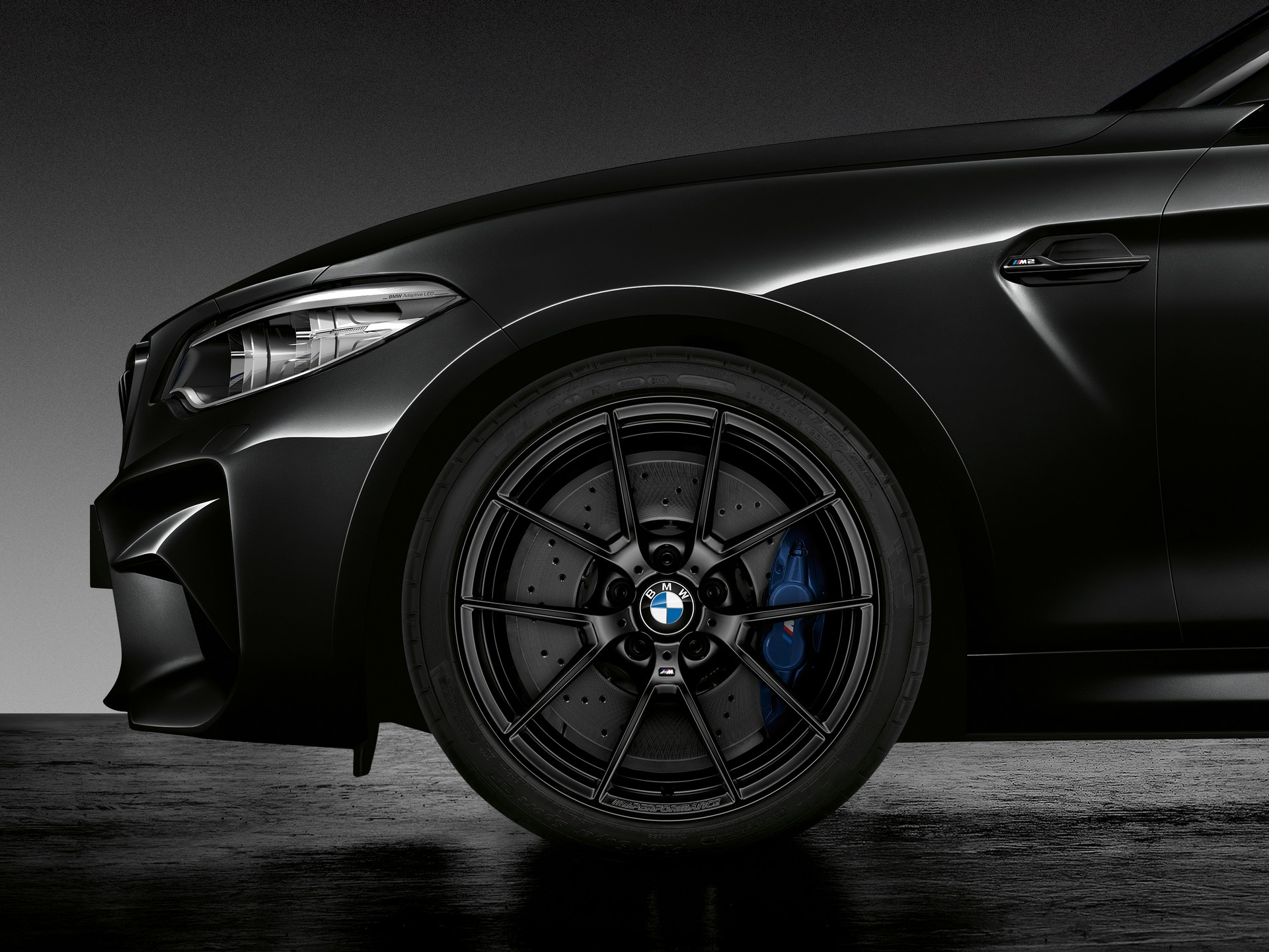 BMW M2 Coupe Edition Black Shadow (8)