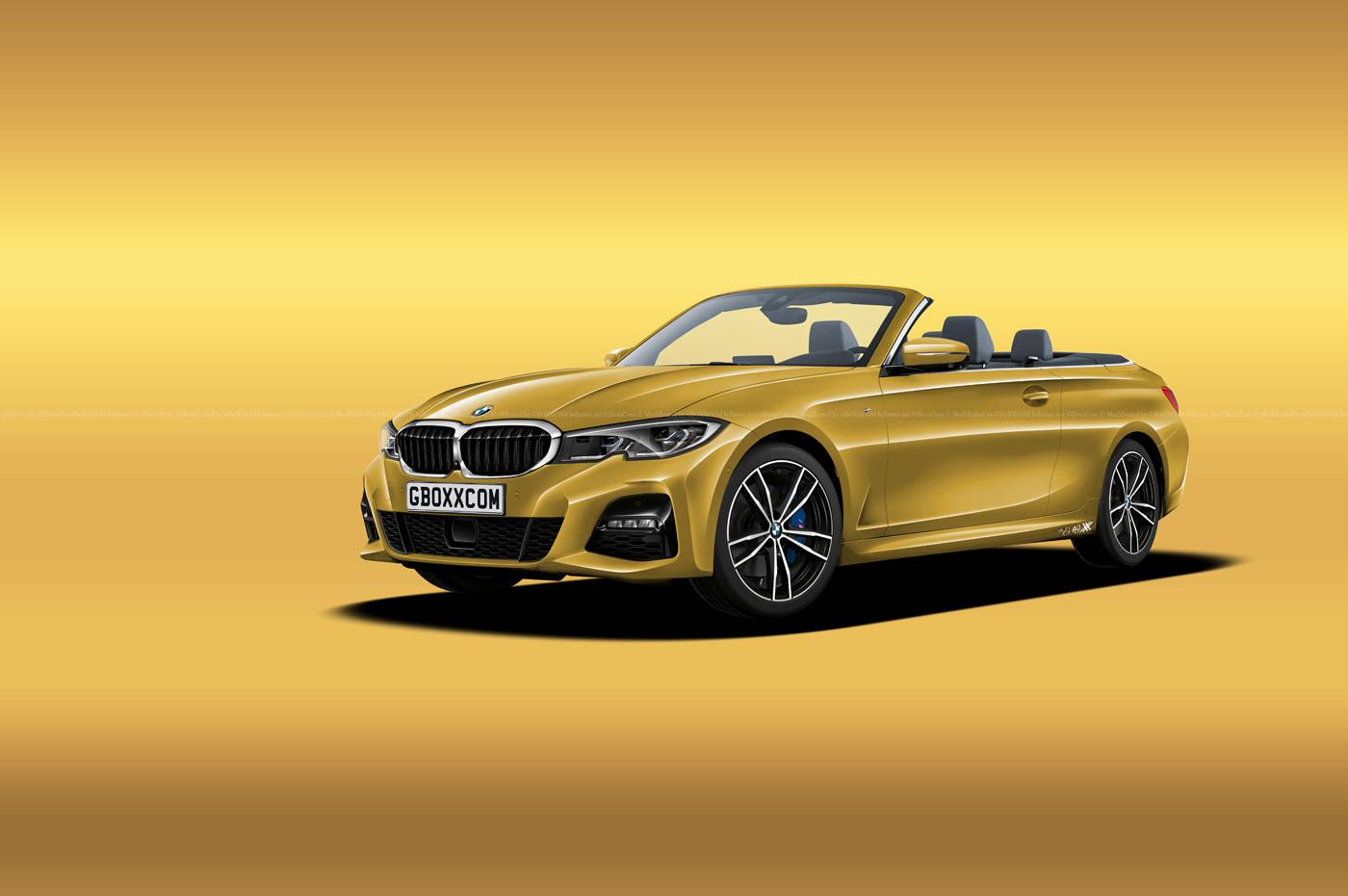 BMW M3, 3 Series Shooting Brake, Cabriolet and Pickup Renderings (3)