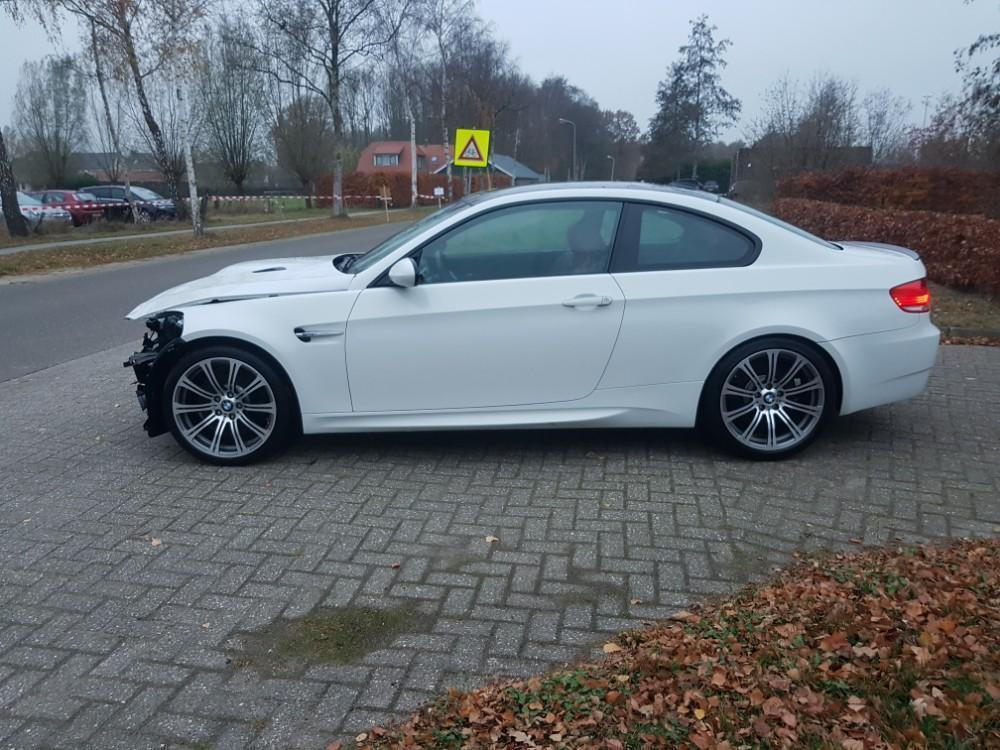 BMW M3 Crashed for sale (3)