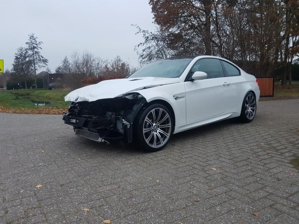 BMW M3 Crashed for sale (4)