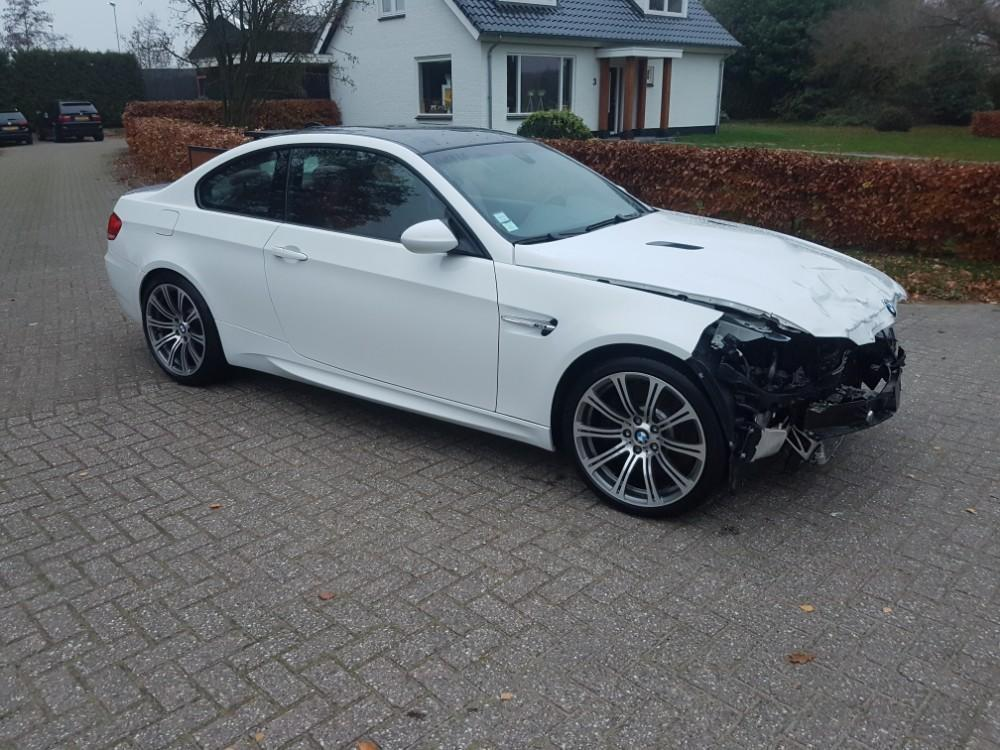 BMW M3 Crashed for sale (7)