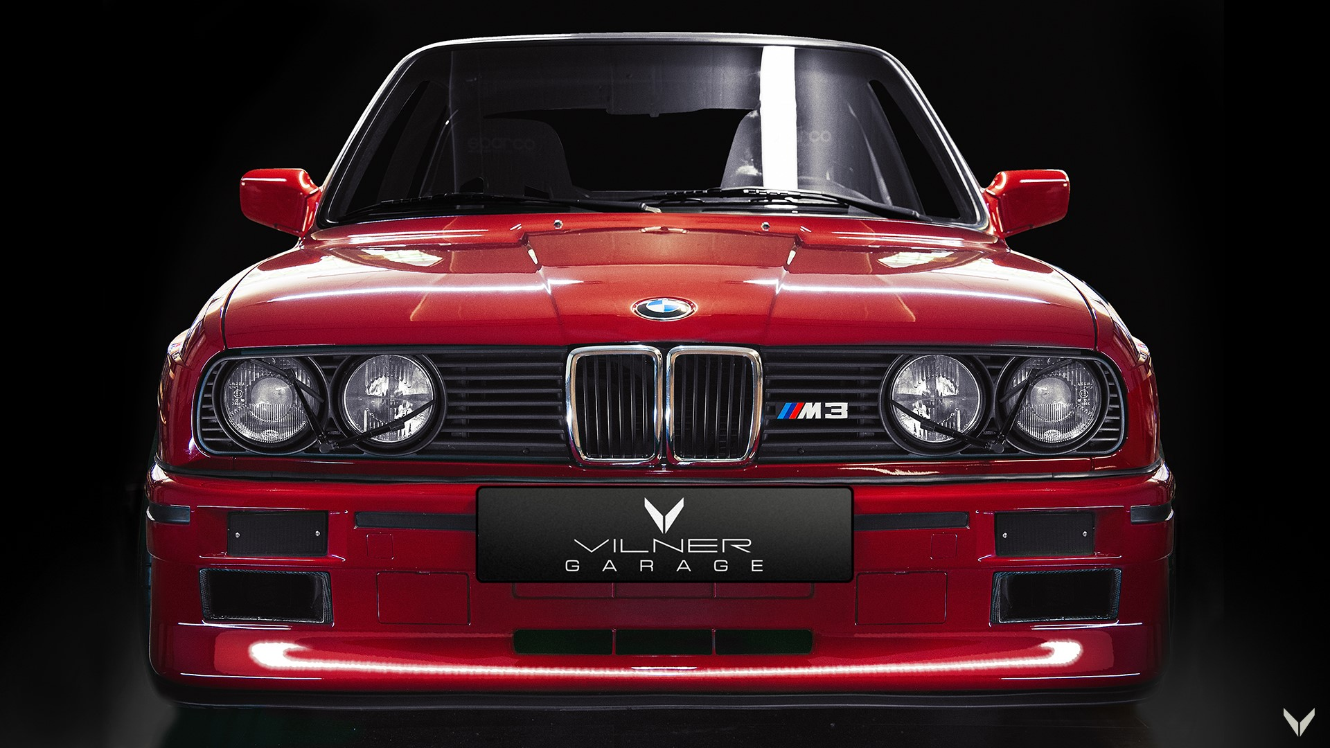 BMW M3 E30 by Vilner Garage (3)