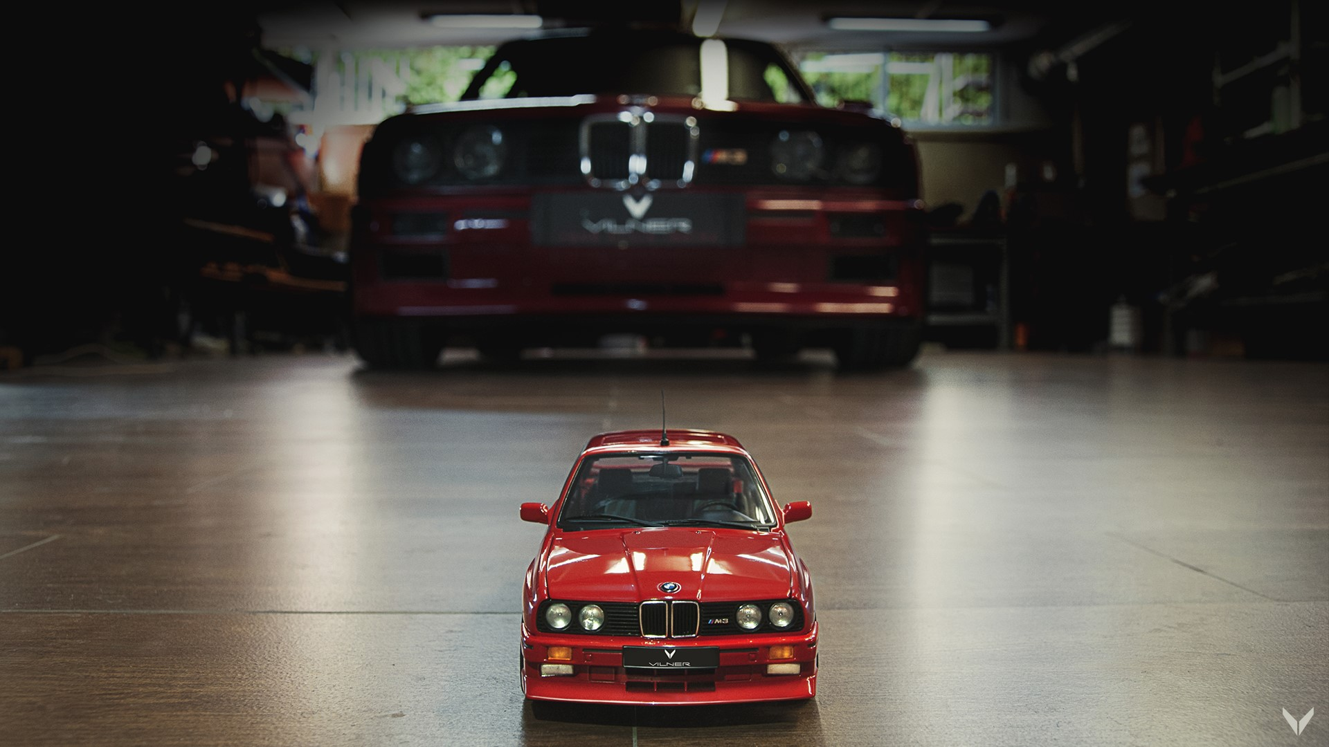 BMW M3 E30 by Vilner Garage (4)