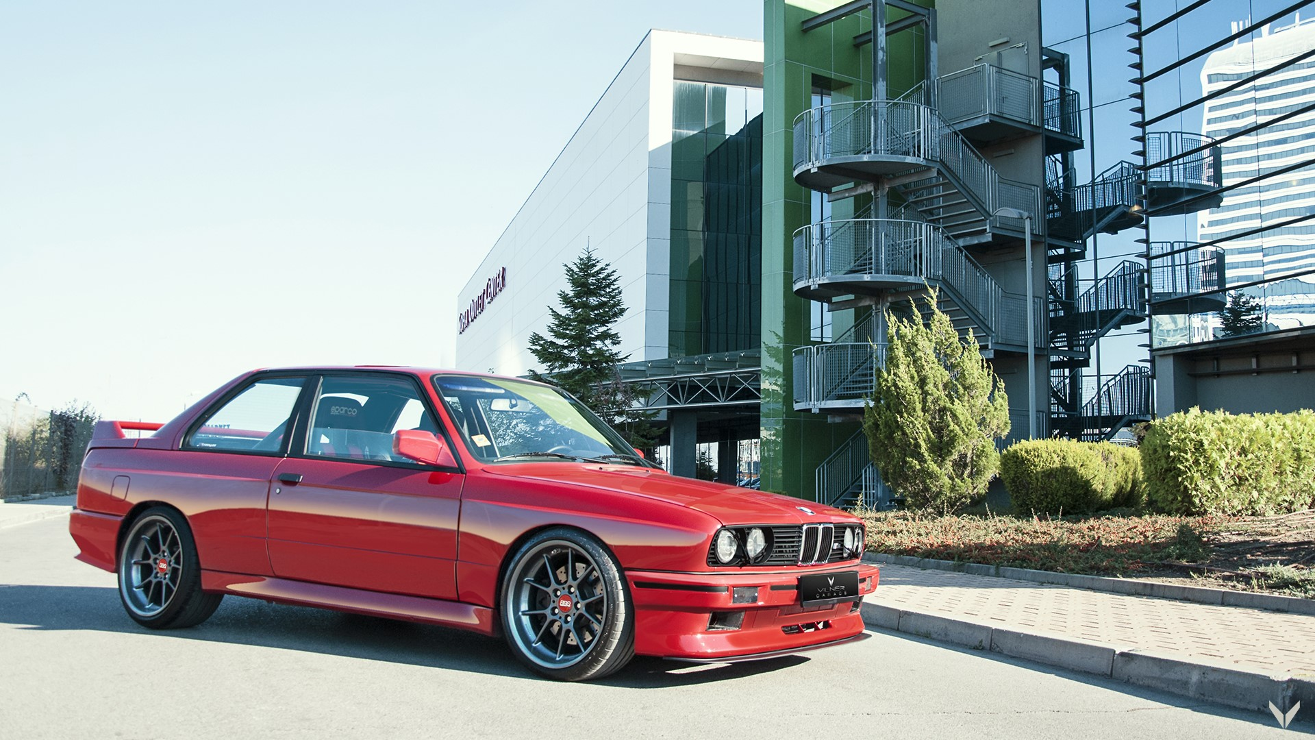 BMW M3 E30 by Vilner Garage (7)