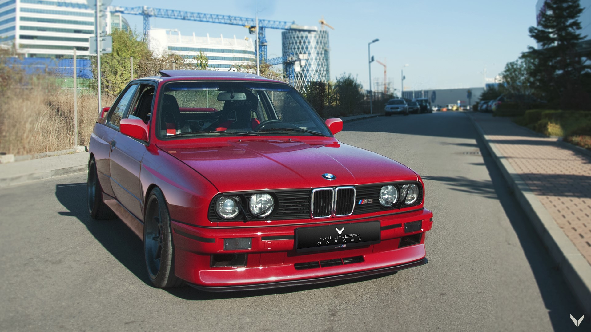 BMW M3 E30 by Vilner Garage (9)