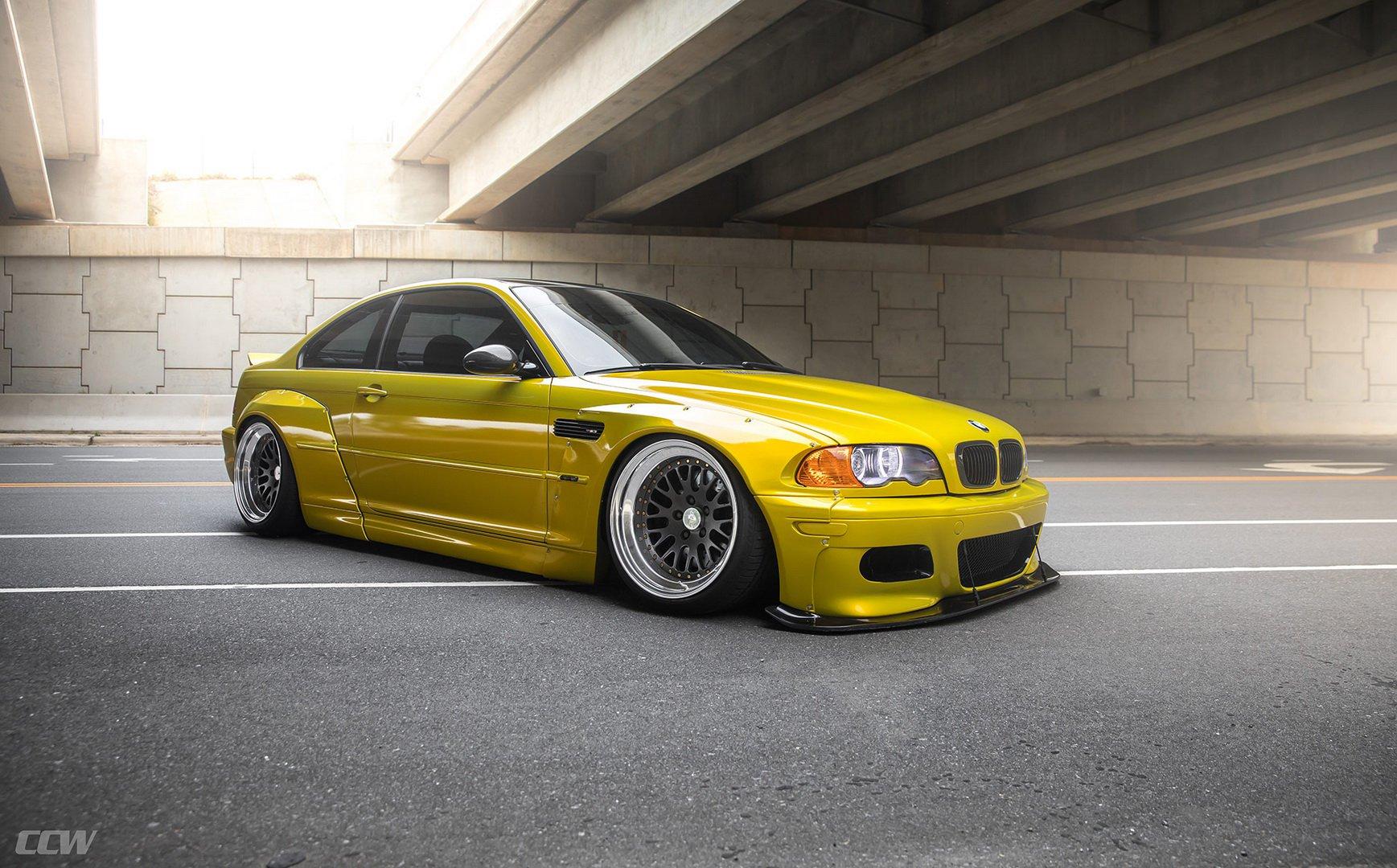 BMW M3 E46 byCCW (1)