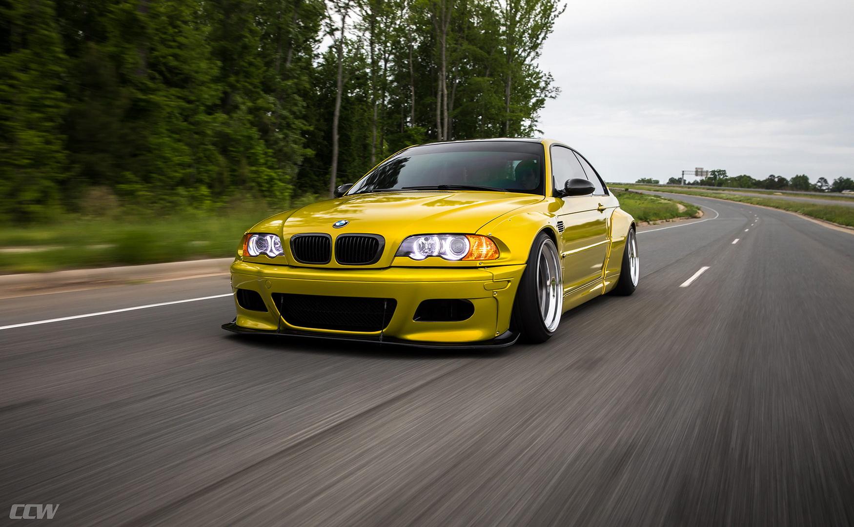 BMW M3 E46 byCCW (2)