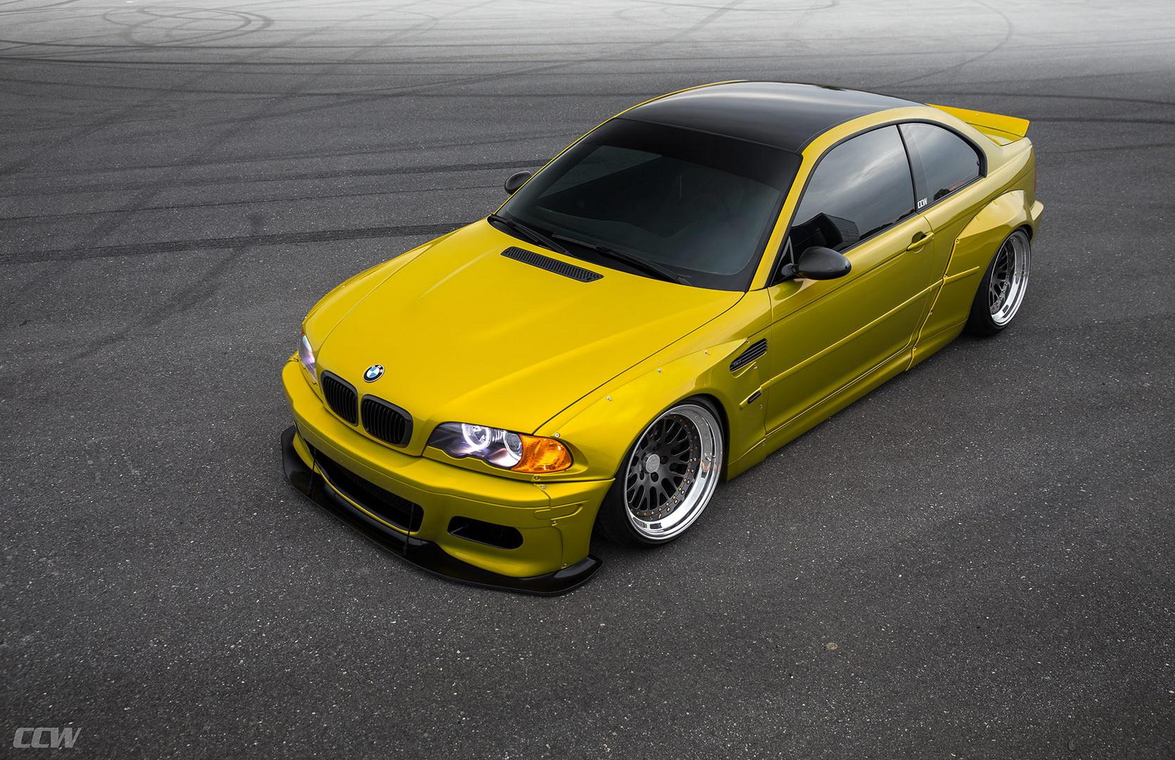 BMW M3 E46 byCCW (4)