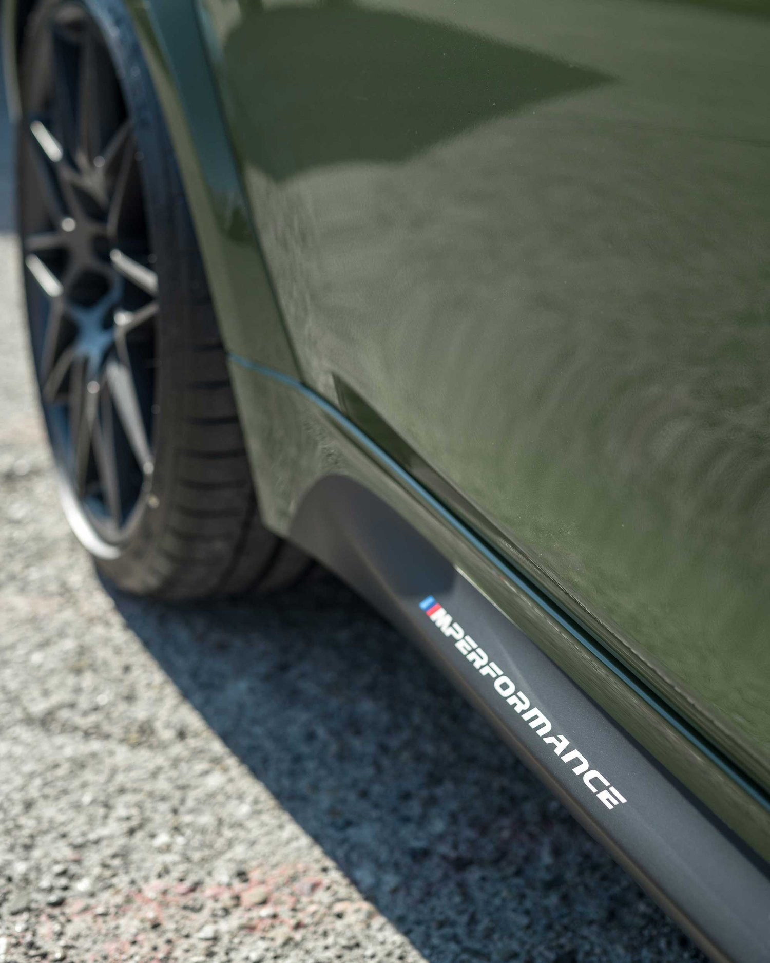 BMW M3 Urban Green From BMW Individual (5)