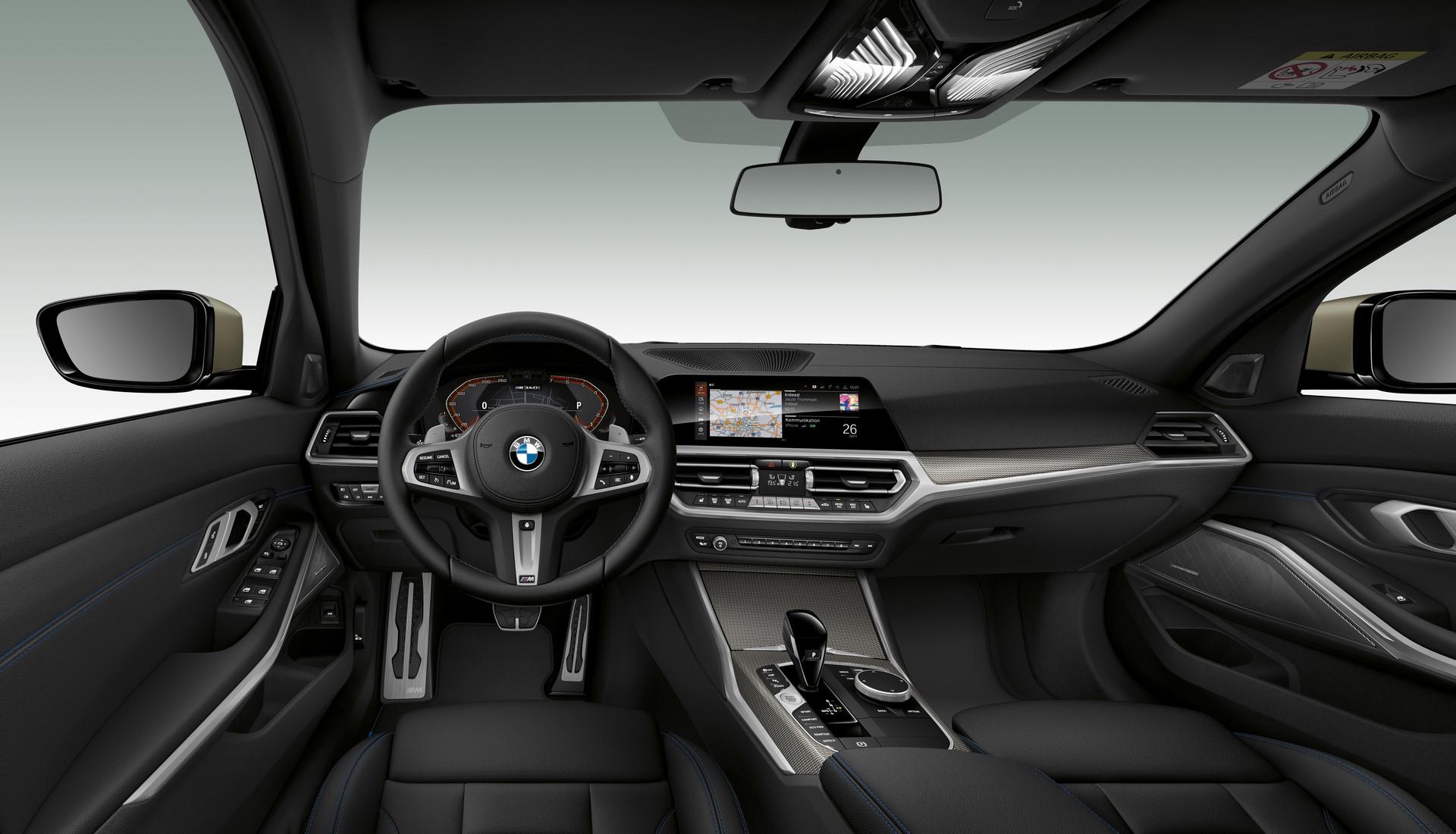 BMW M340i xDrive 2019 (6)