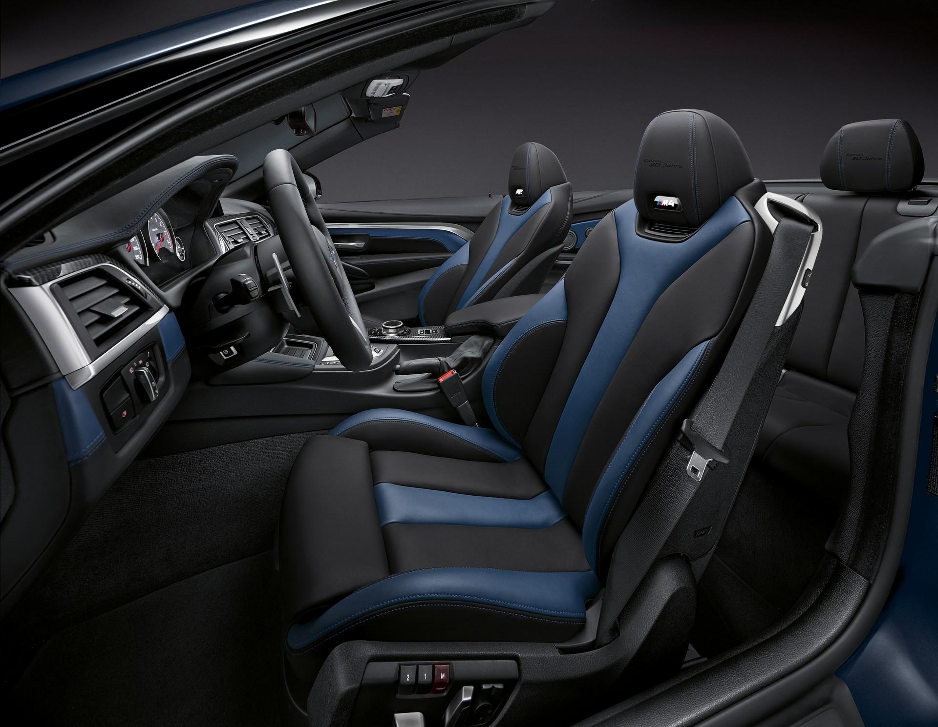 BMW M4 Convertible Edition 30 Jahre (12)