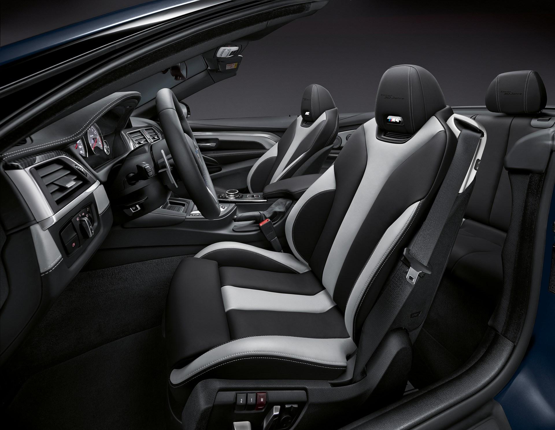BMW M4 Convertible Edition 30 Jahre (13)