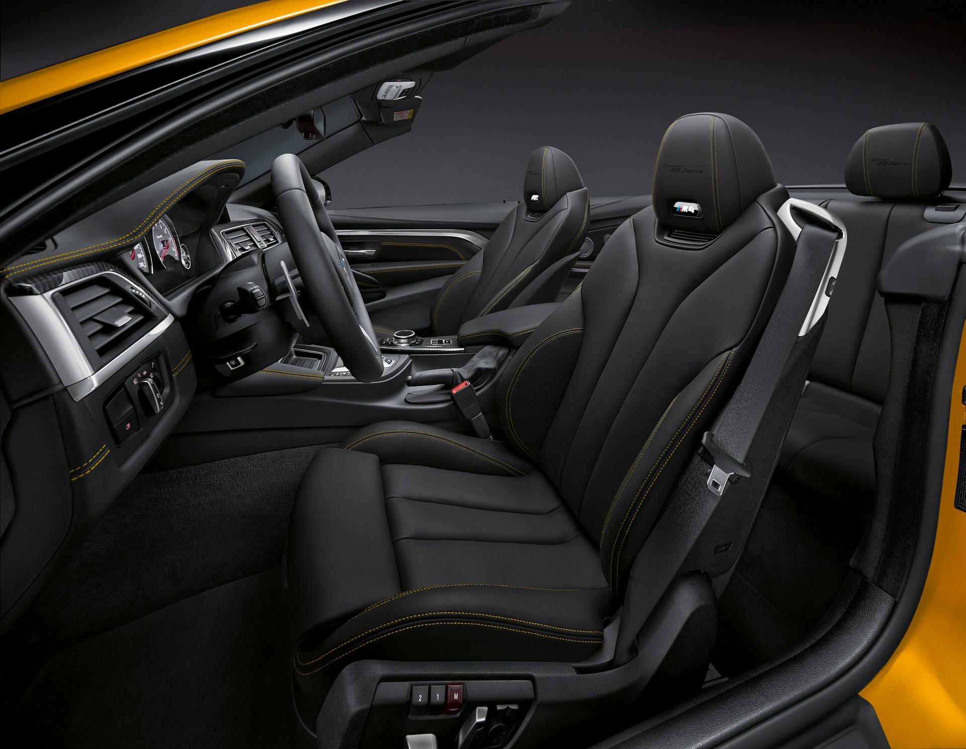 BMW M4 Convertible Edition 30 Jahre (14)