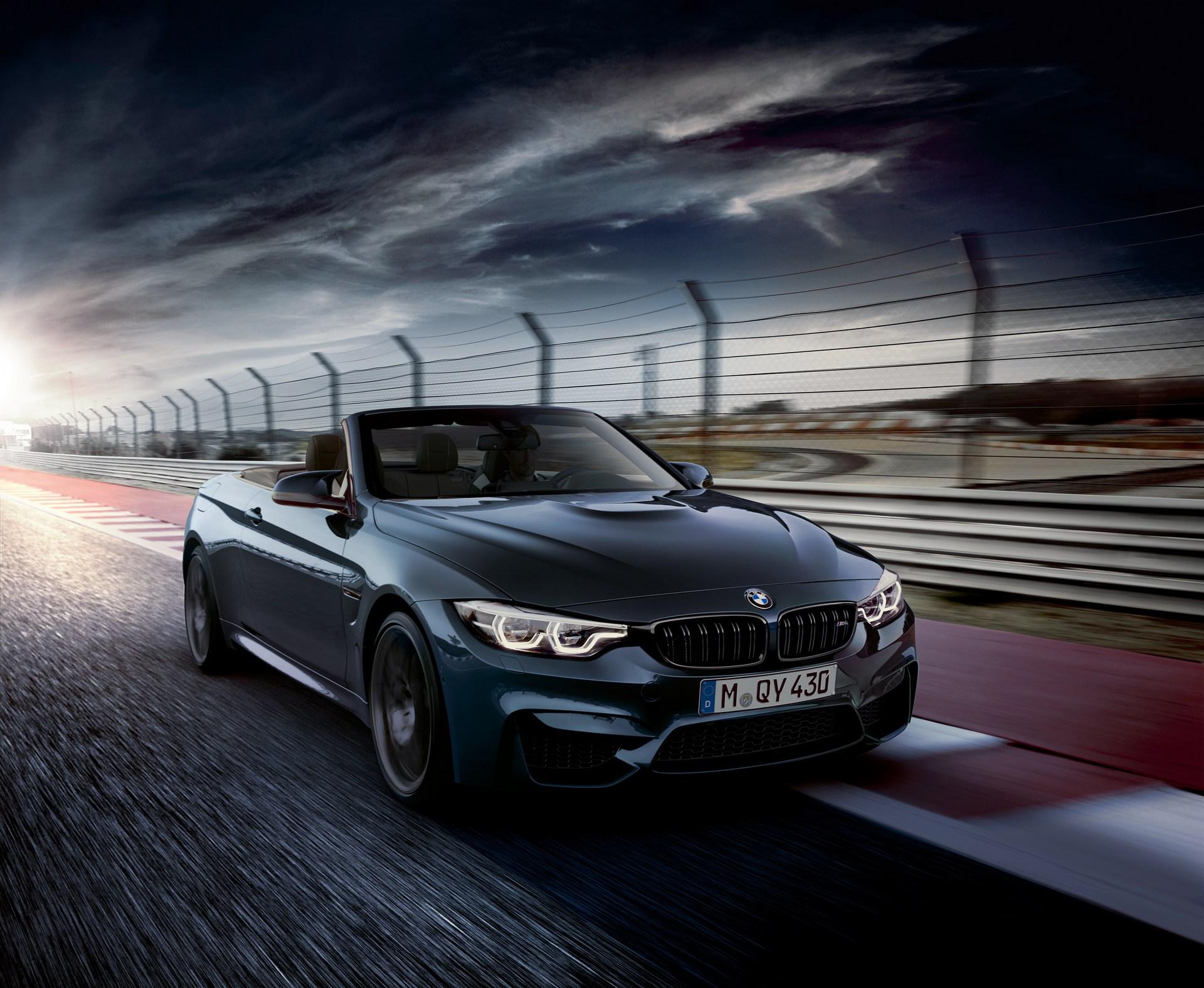 BMW M4 Convertible Edition 30 Jahre (9)