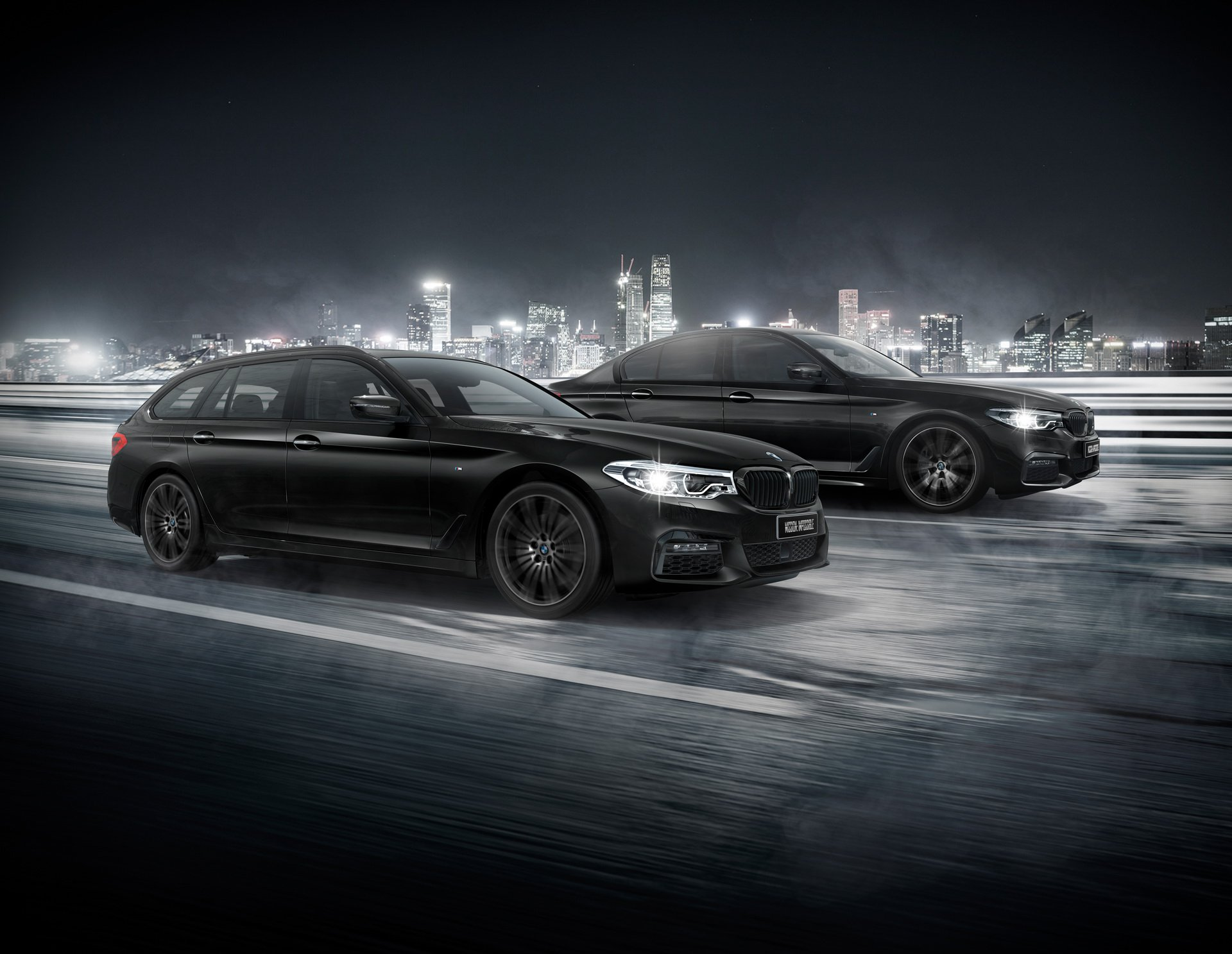 BMW M5 and 5-Series Mission Impossible editions (1)