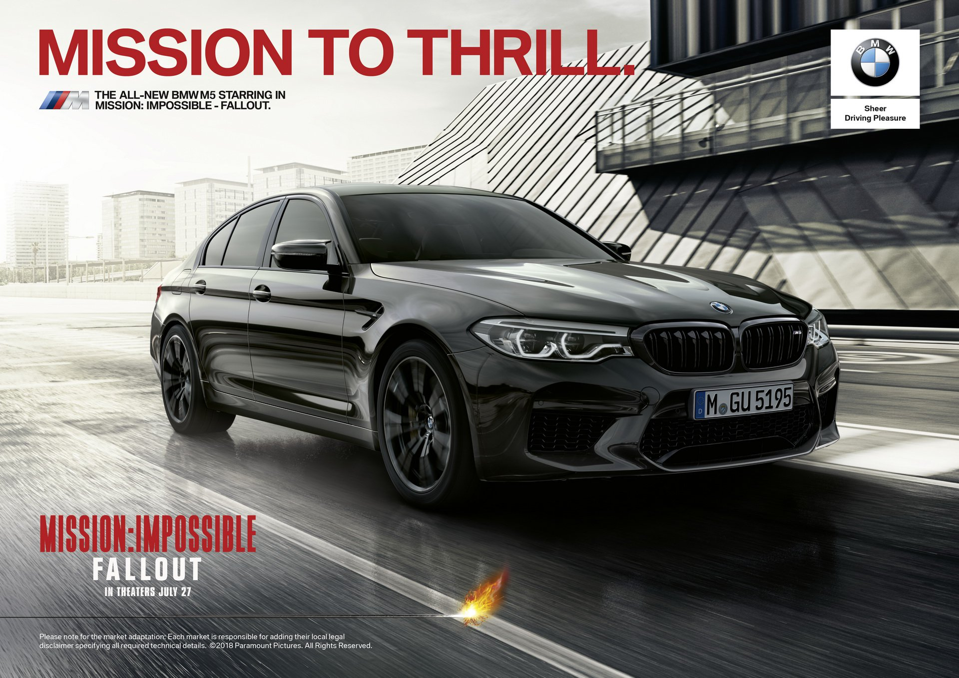 BMW M5 and 5-Series Mission Impossible editions (6)