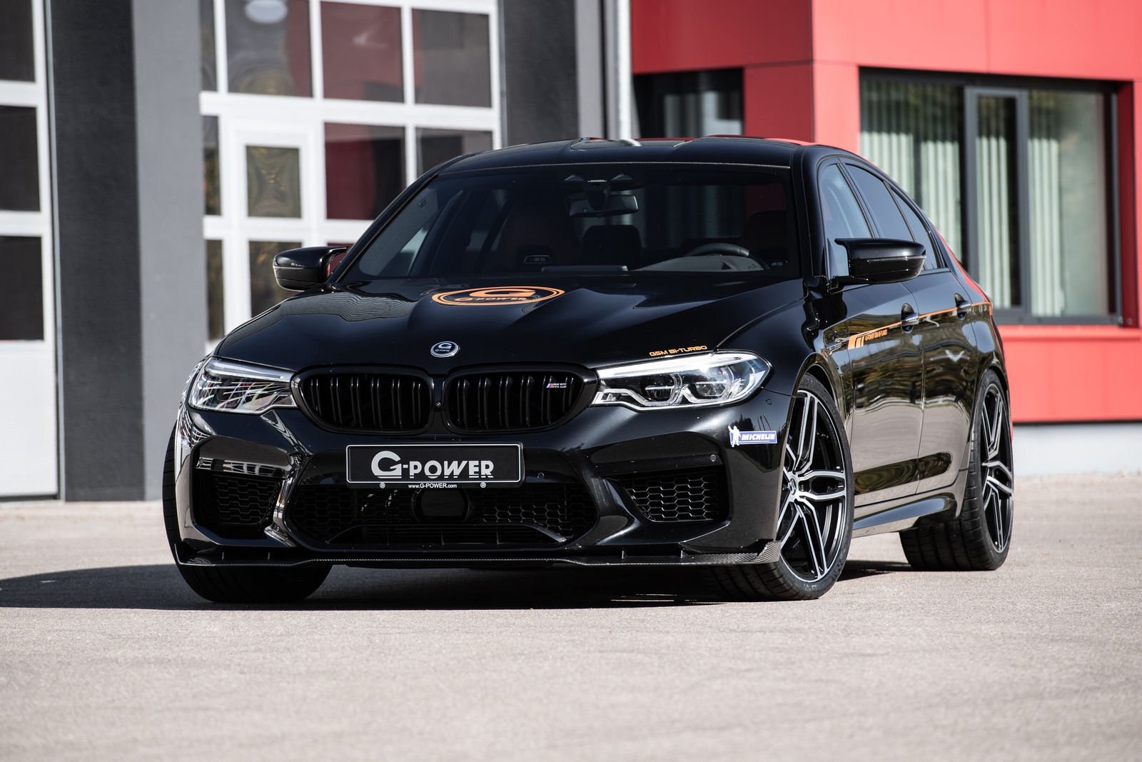 BMW M5 by G-Power with 800ps (3)