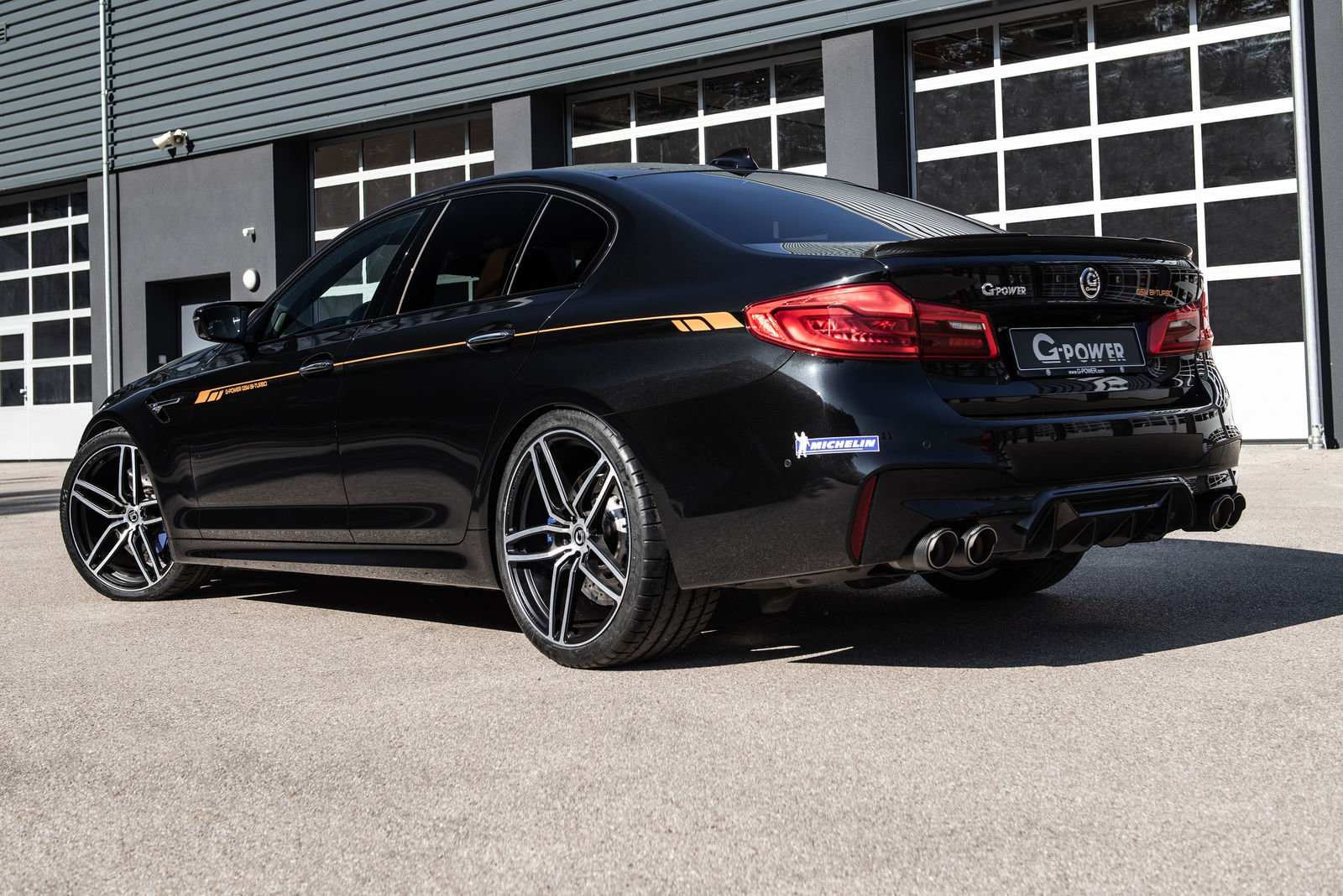 BMW M5 by G-Power with 800ps (5)