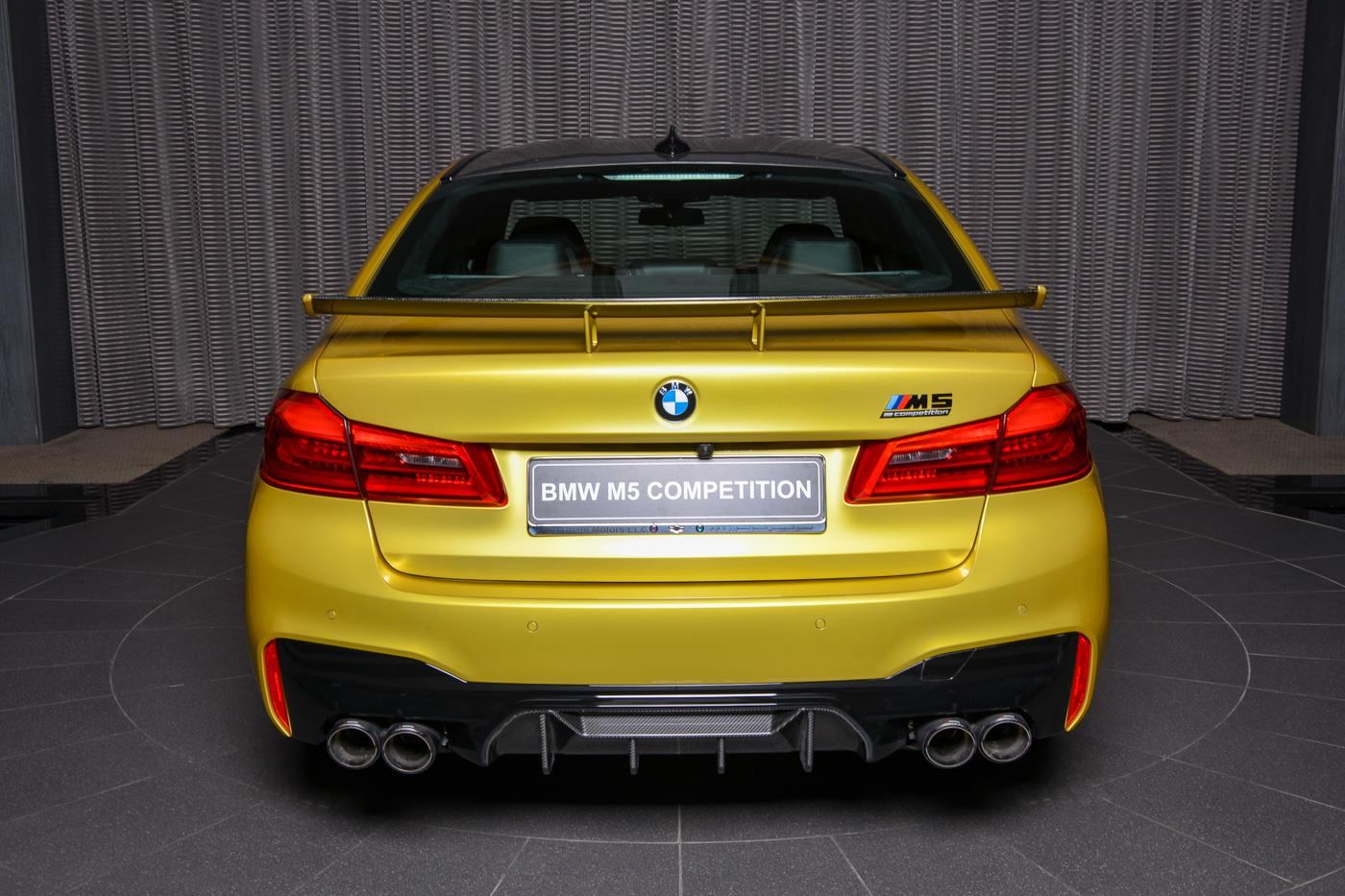 BMW M5 Competition Austin Yellow (13)