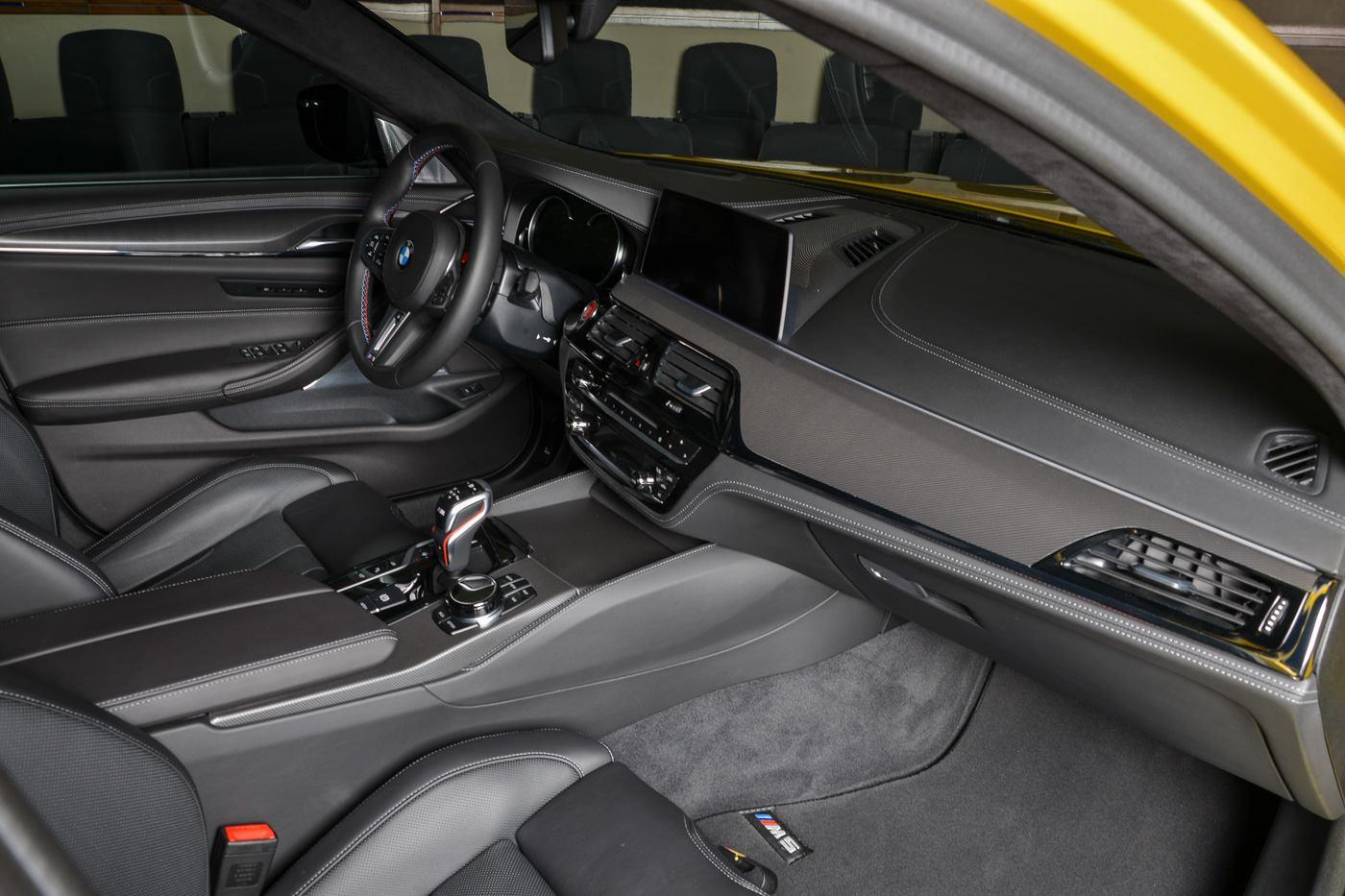 BMW M5 Competition Austin Yellow (17)
