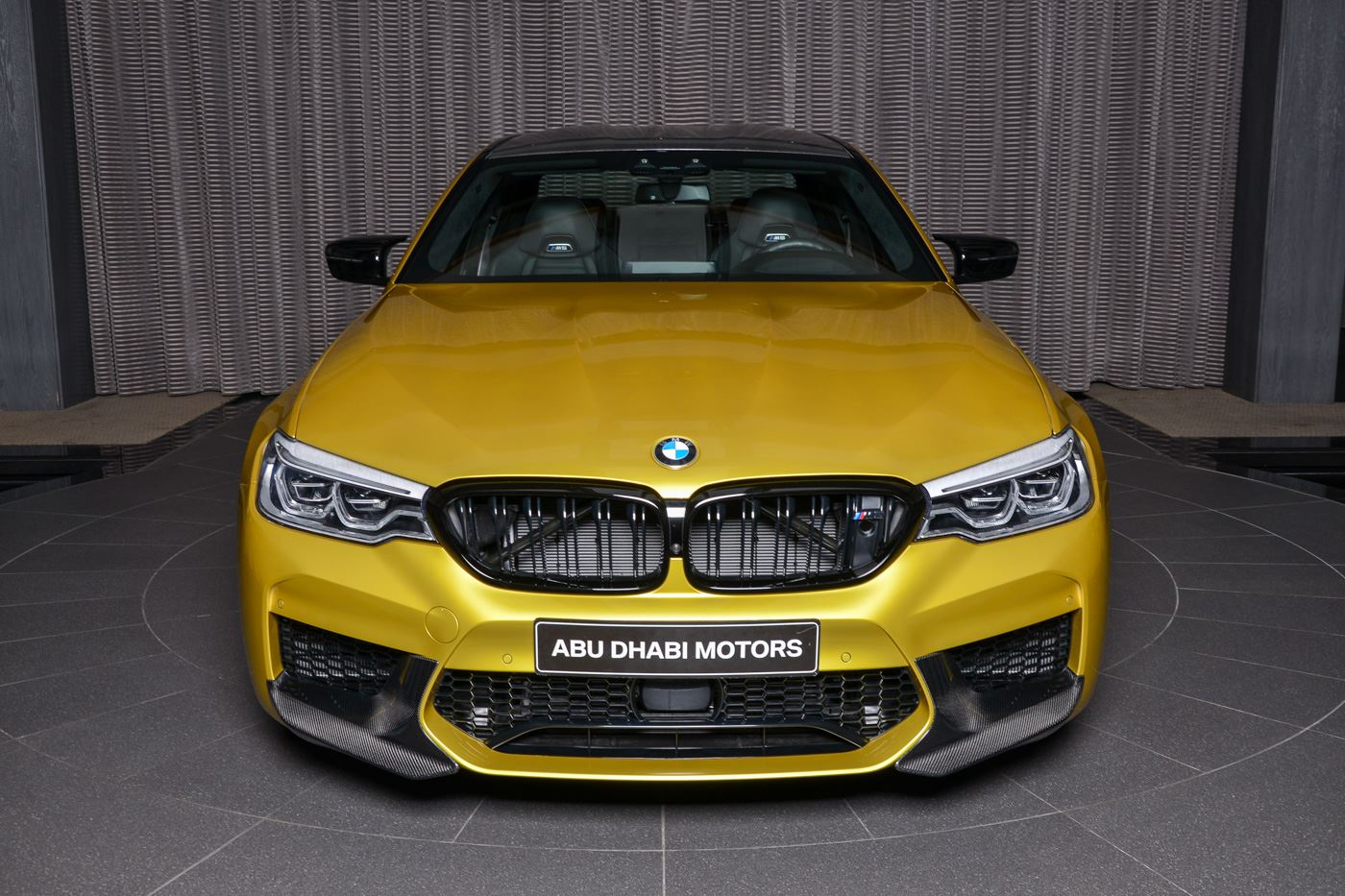 BMW M5 Competition Austin Yellow (8)