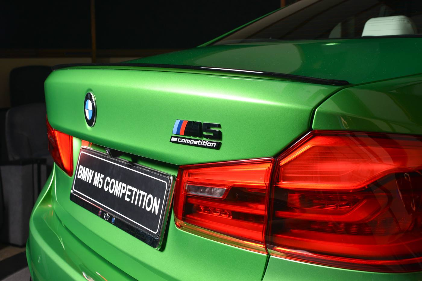 BMW M5 Competition In Rally Green (16)