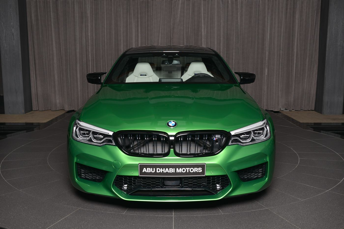 BMW M5 Competition In Rally Green (5)
