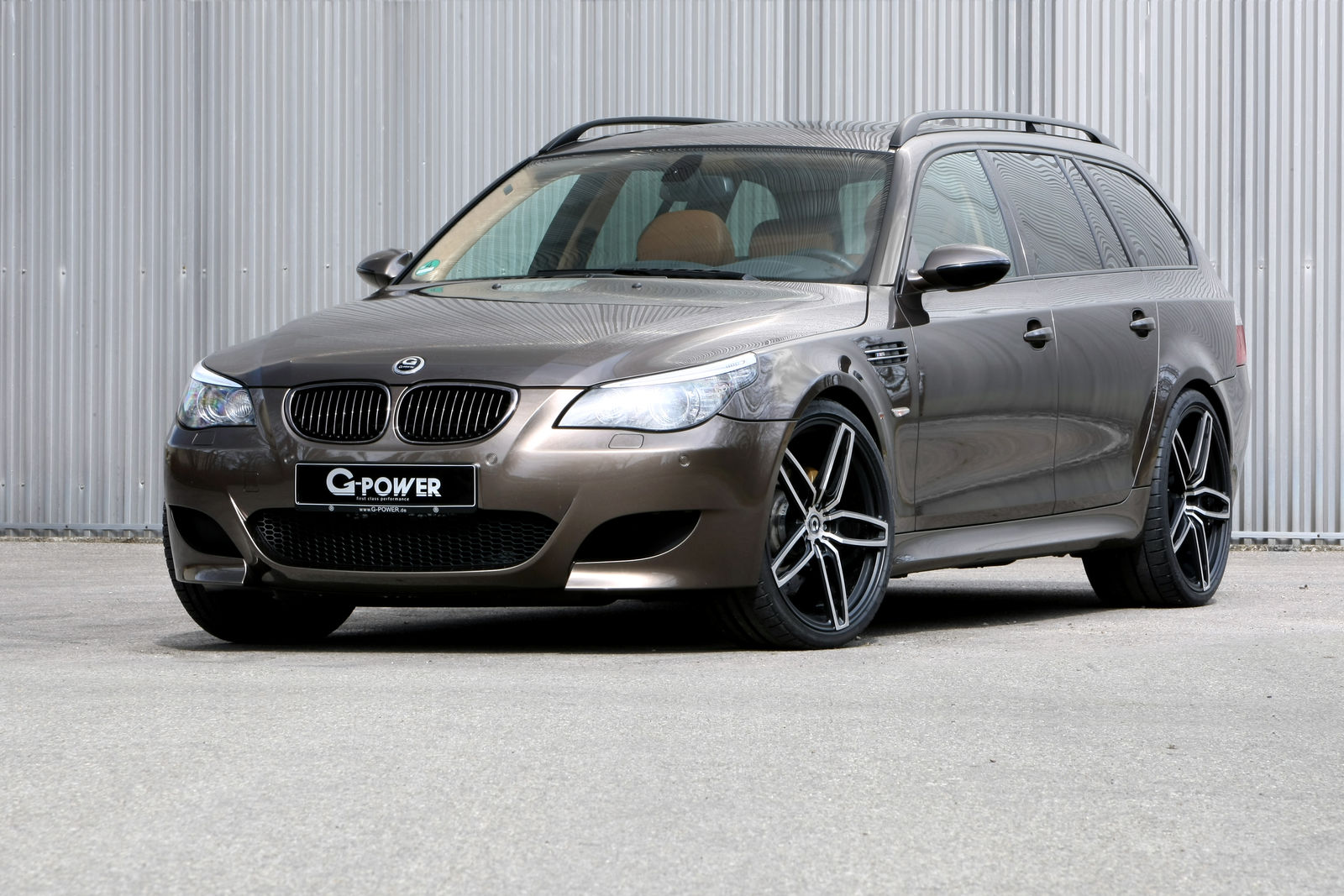 BMW M5 E65 by G-Power (1)