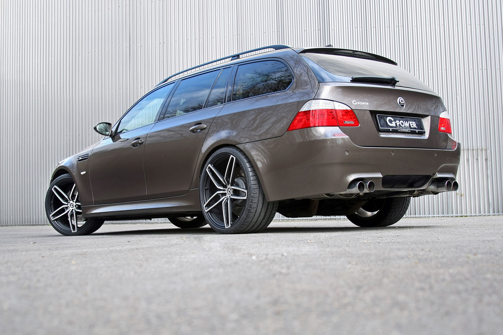 BMW M5 E65 by G-Power (3)