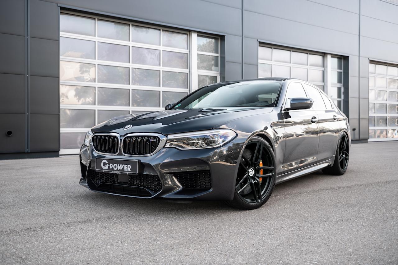 BMW M5 F90 by G-Power (2)