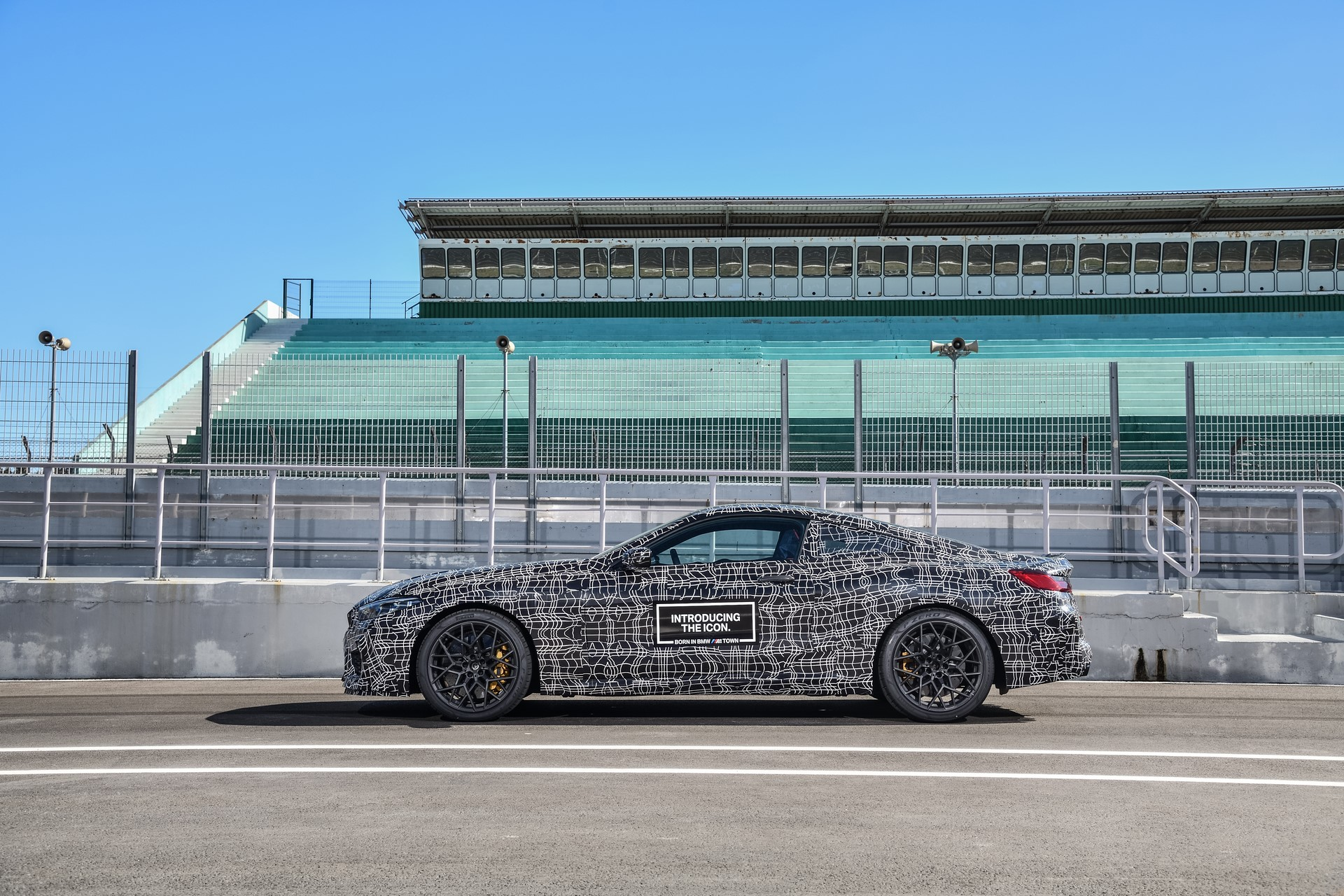 BMW M8 2019 Official Spy Photos (13)